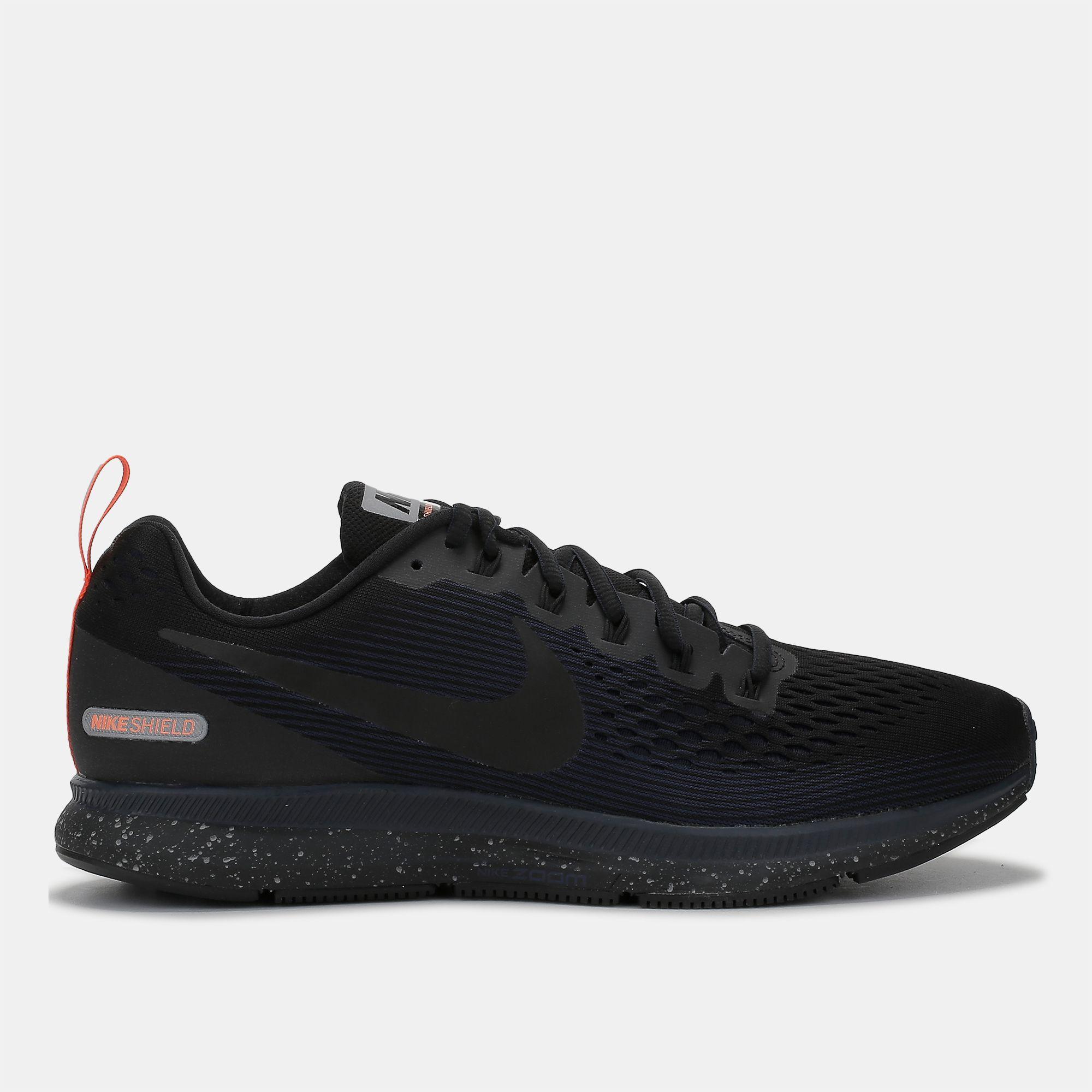 8b74b7b8e246 Nike Air Zoom Pegasus 34 Shield Running Shoe