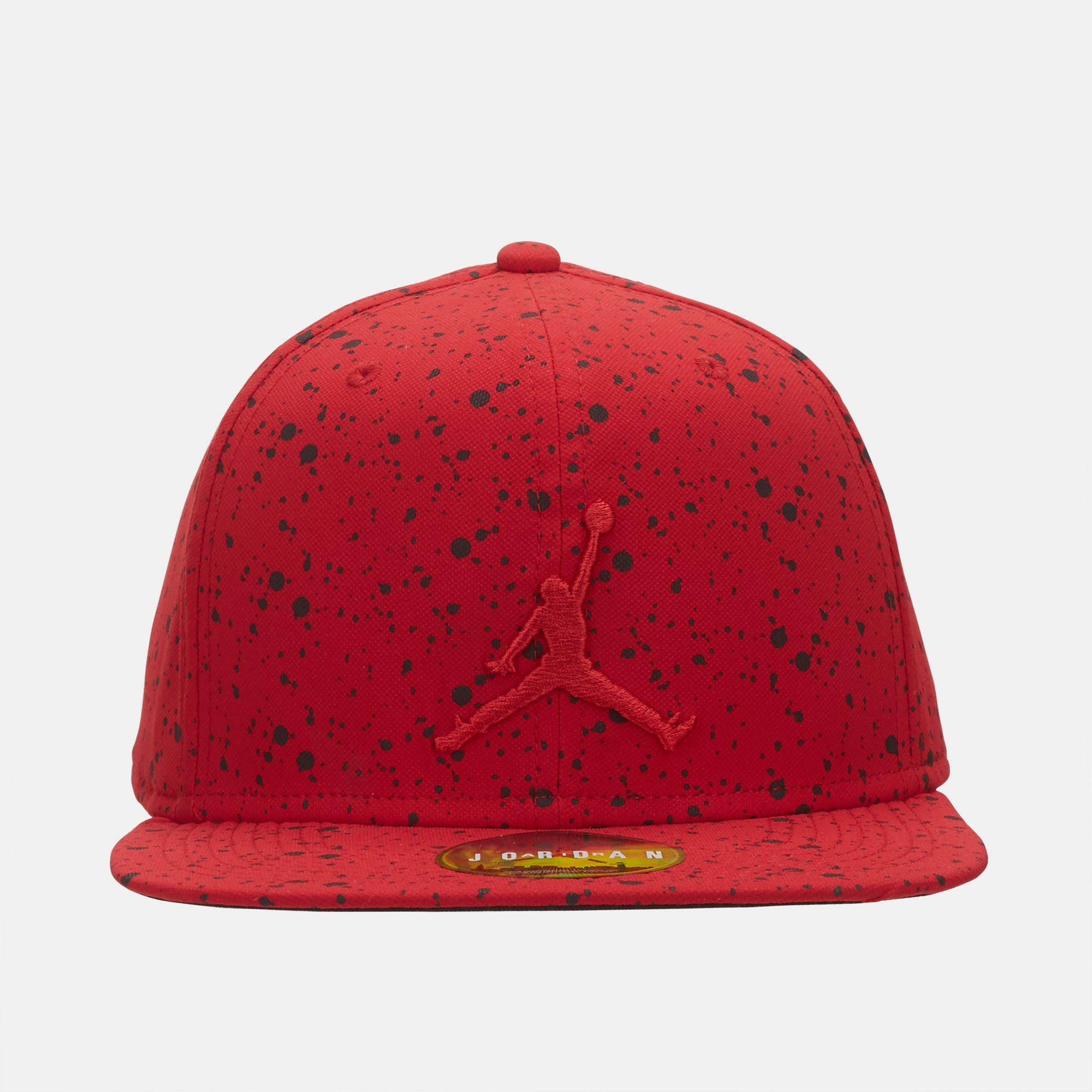 229575b424a1b Jordan Speckle Print Snapback Cap
