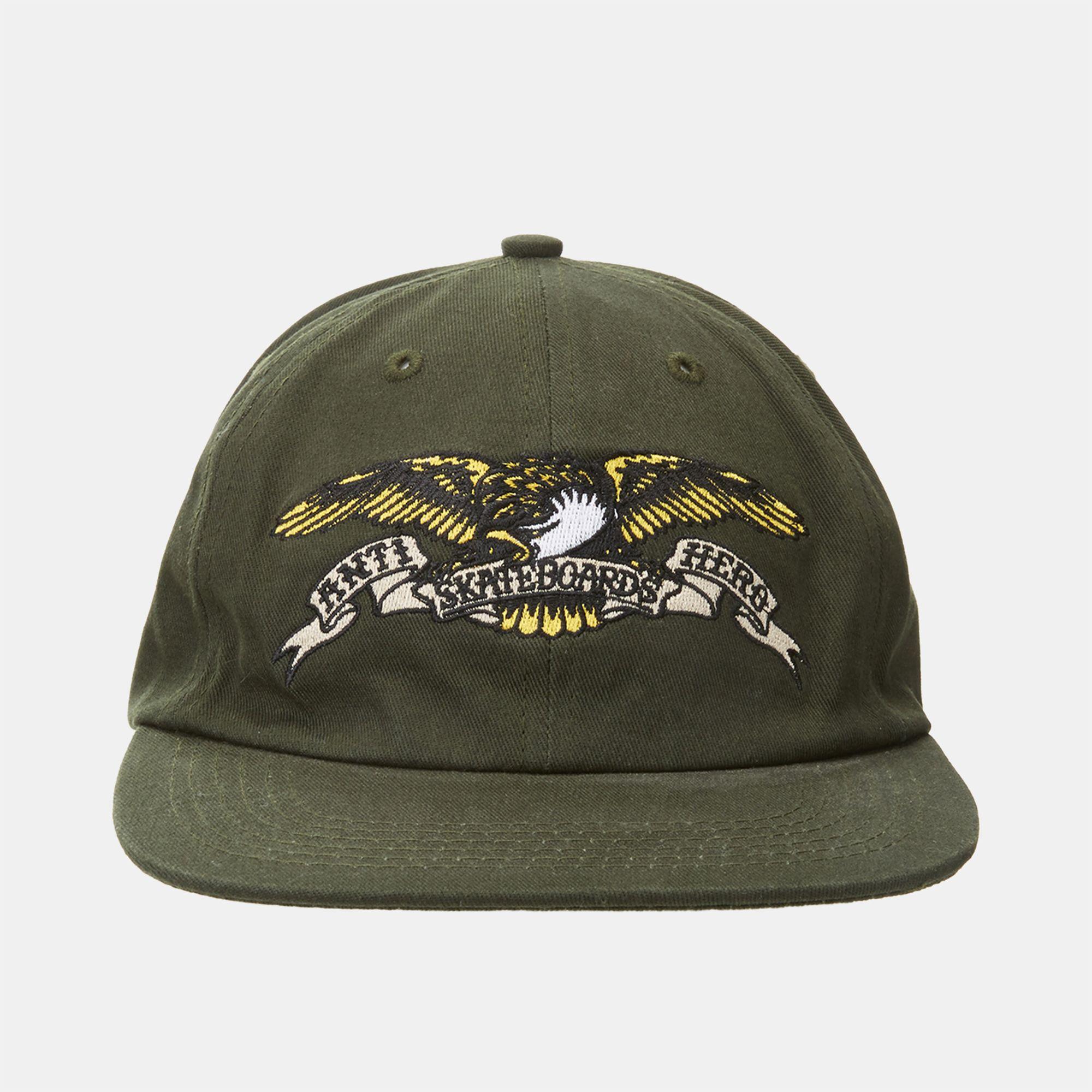 af3d0c1af9 Antihero Adjustable Eagle Trucker Cap