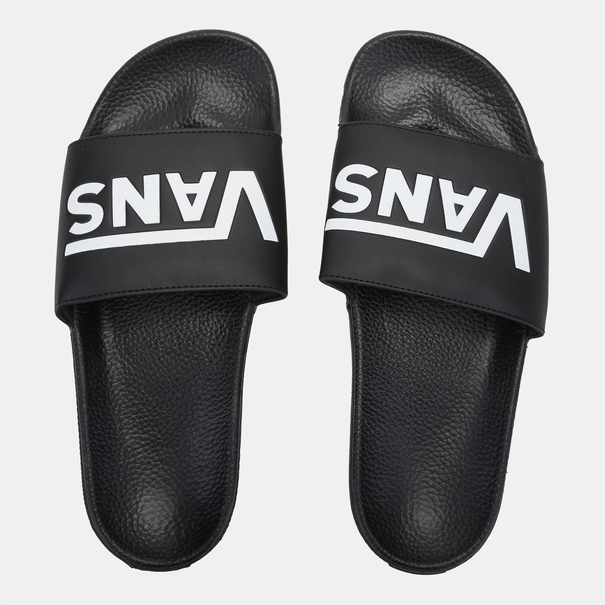 5a1dd111b1e16 Vans Slide-On Sandals | Slides | Sandals & Flip-Flops | Shoes | Mens ...