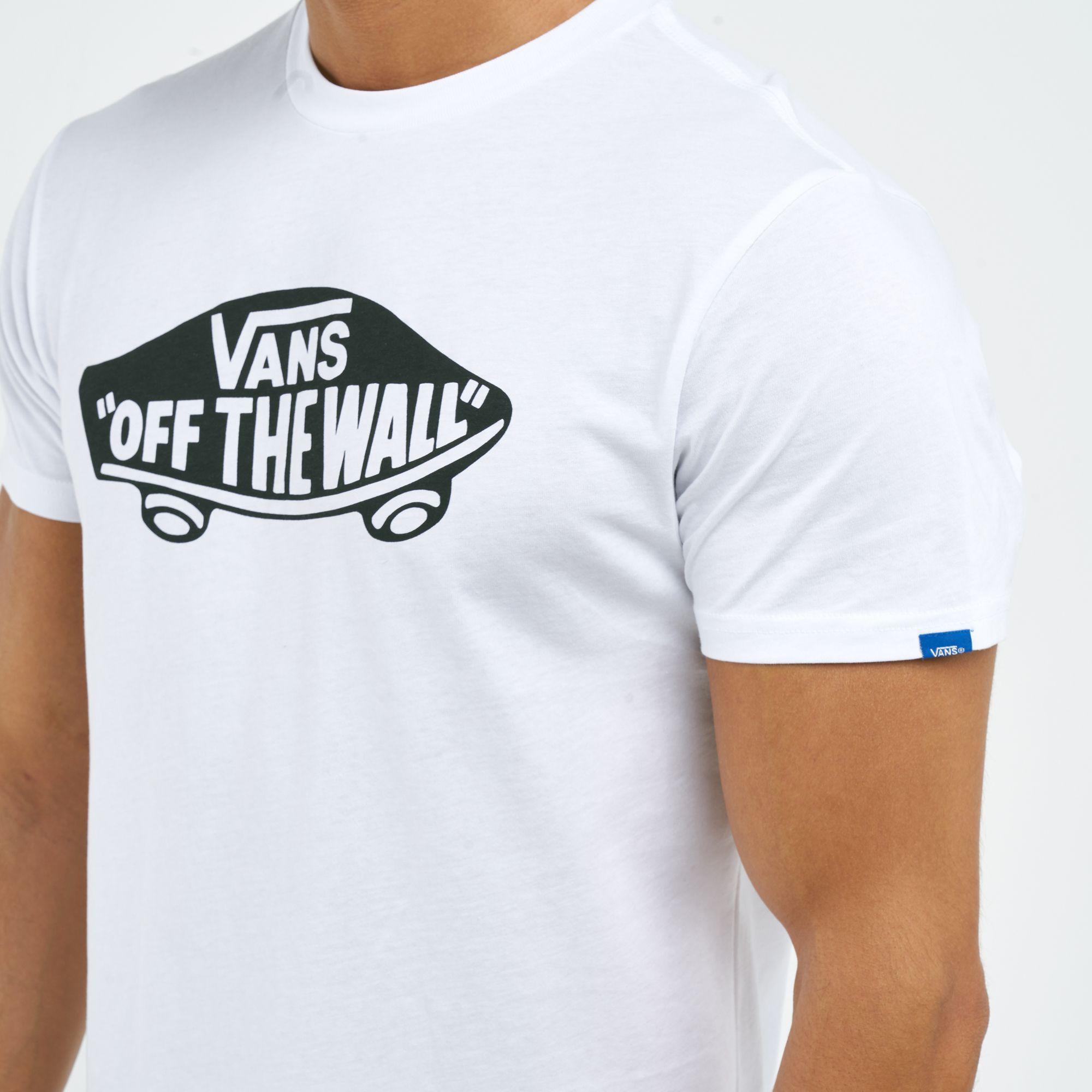 7b272315ce Shop Vans Off The Wall T Shirt Vaap Jayyb2