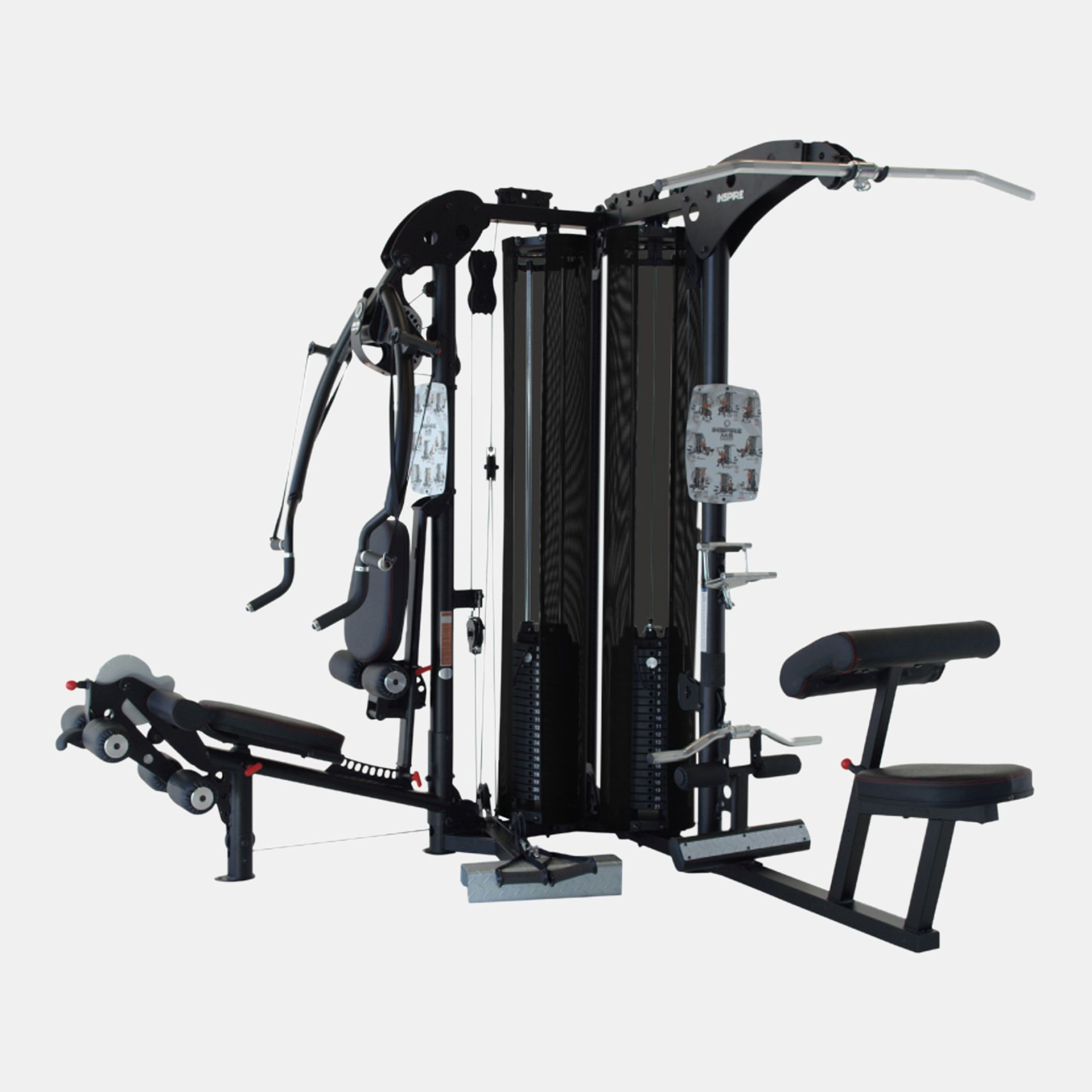 Inspire Fitness M5 Complete Multi-Gym