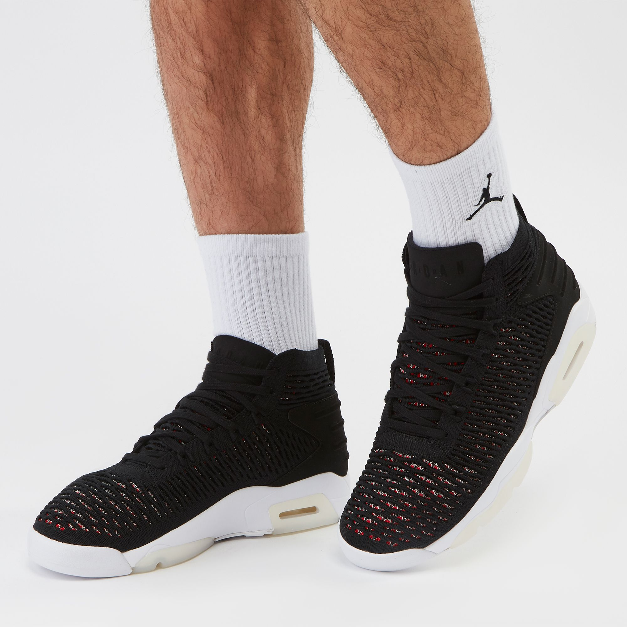 buy online 81da4 1e562 Black Jordan Flyknit Elevation 23 Shoe | Sneakers | Shoes | Sports ...