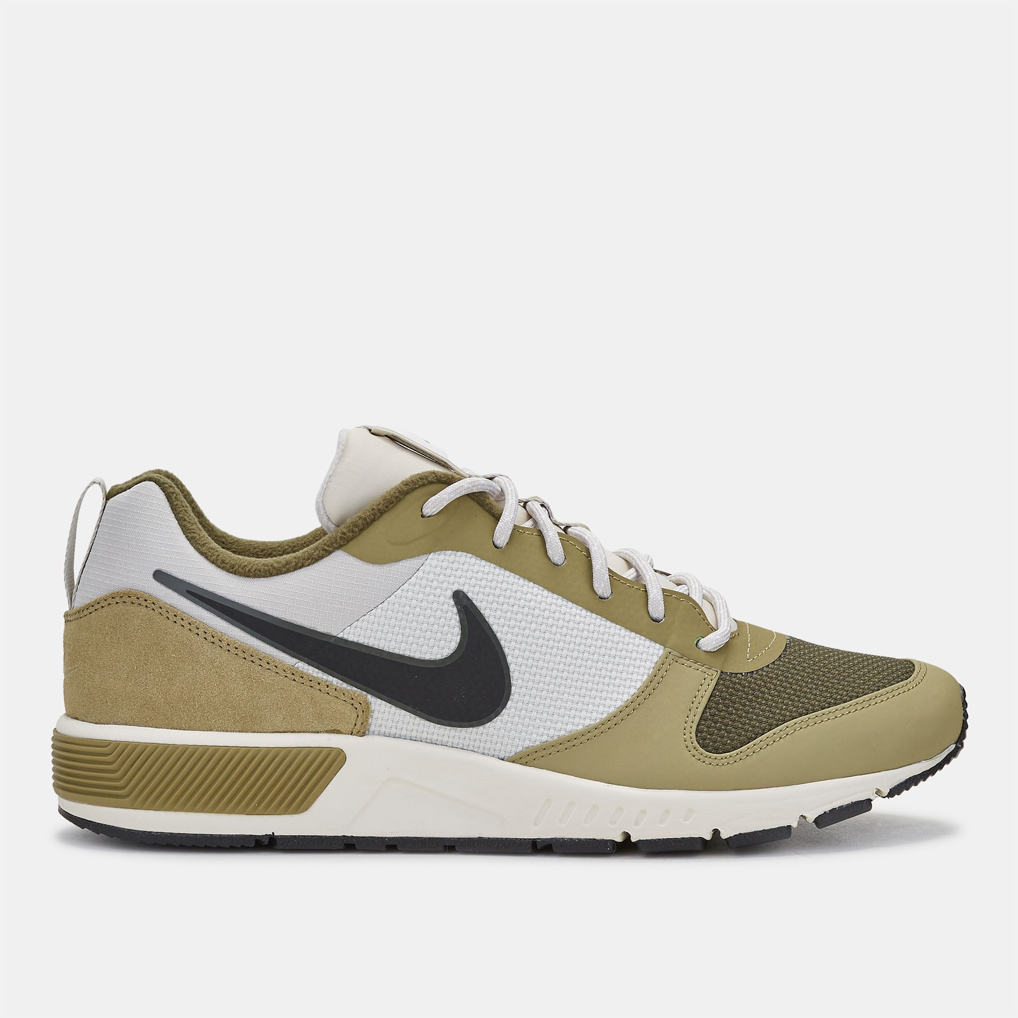 reputable site 9d277 bd609 Shop White Nike Nightgazer Trail Shoe for Mens by Nike  SSS