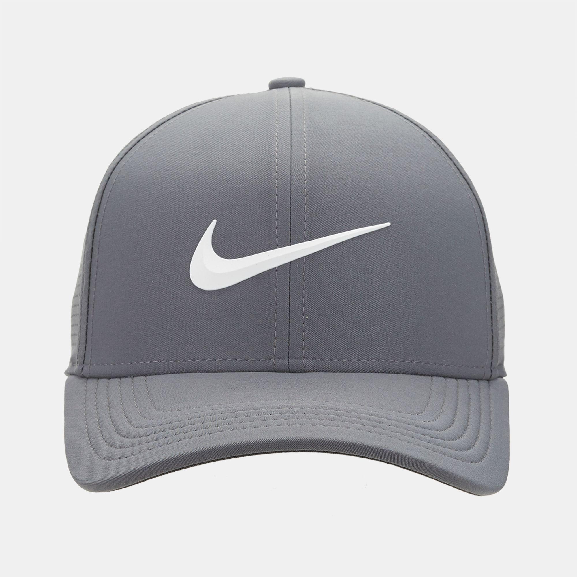 Shop Grey Nike Golf Aerobill Classic 99 Cap for Unisex by Nike Golf ... 345dba496a0