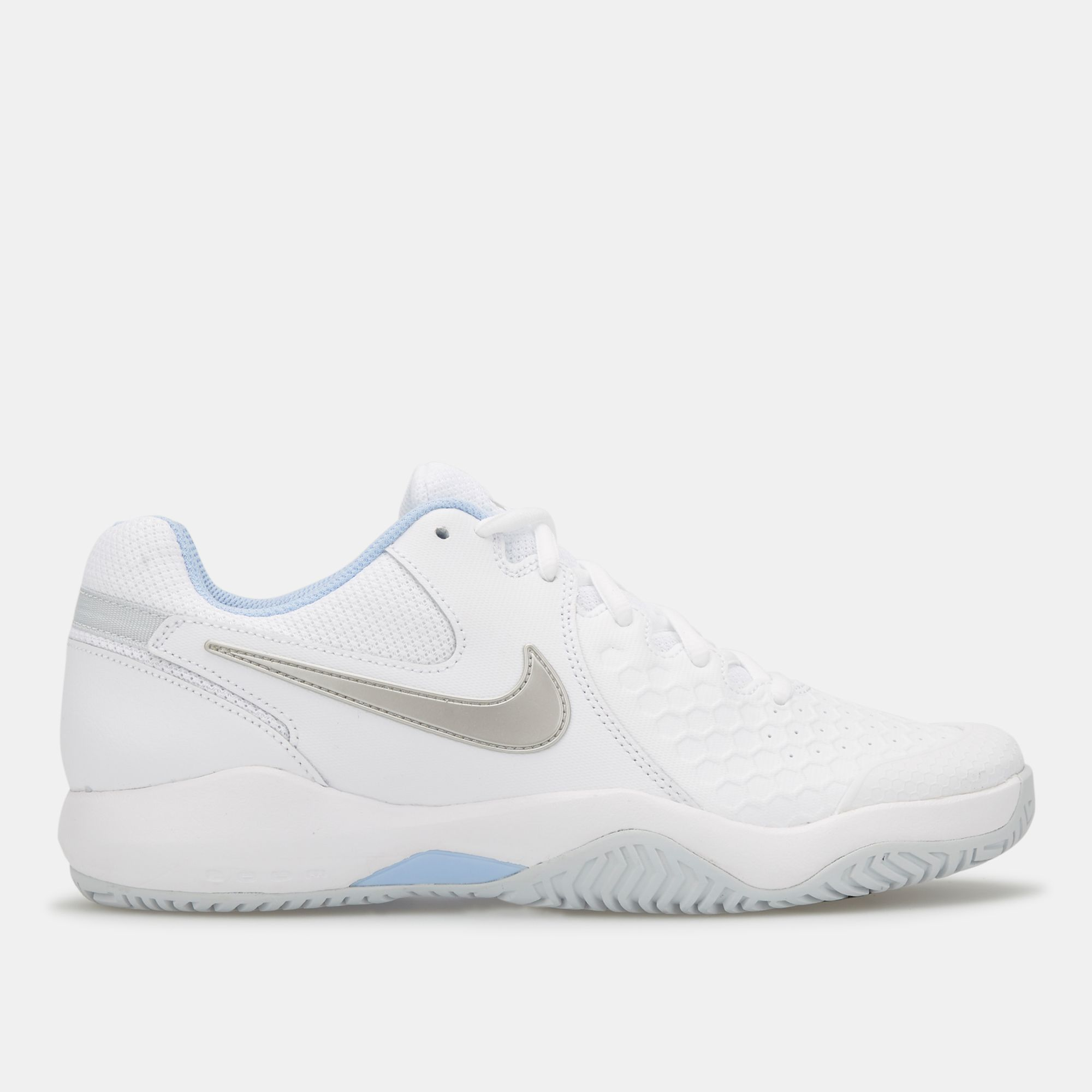 4cddc236d6be3 Nike Women s Court Air Zoom Resistance Tennis Shoe