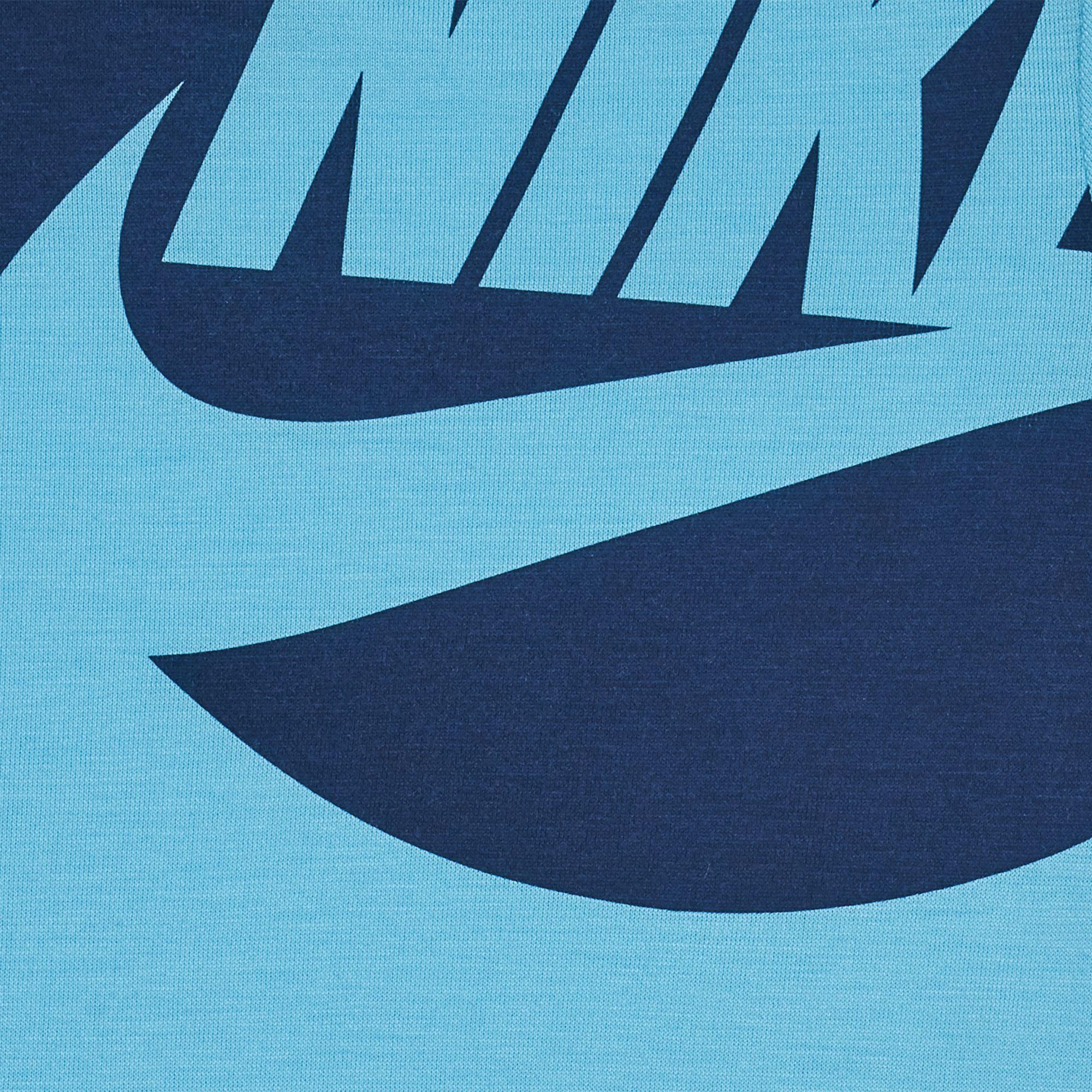 c90dcac20 Shop Blue Nike Kids' Signal GX T-Shirt for Kids by Nike | SSS