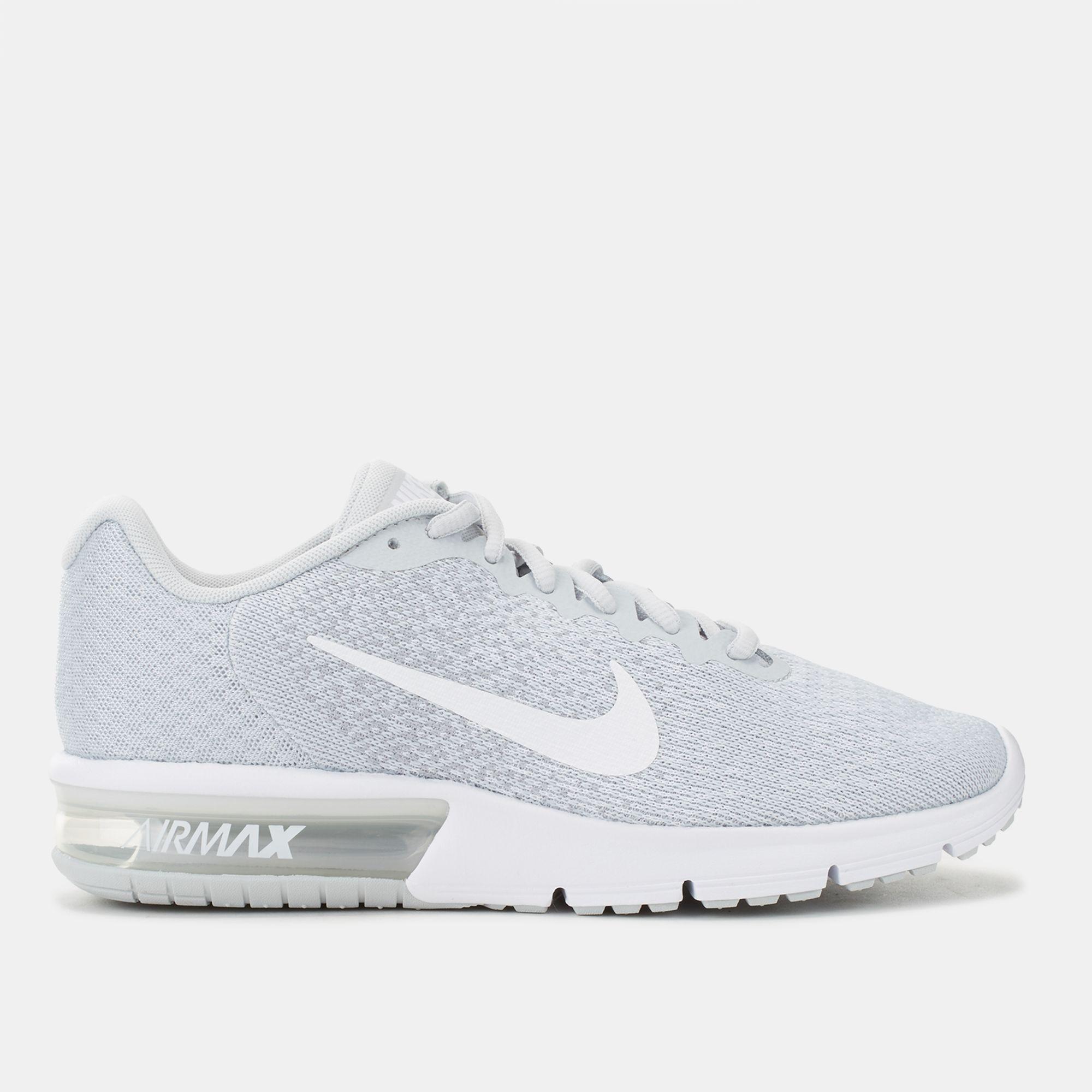 234b5f0436e ... black dark grey wolf grey white womens running shoelooseendsjewelry  e521e 95b84  promo code for nike air max sequent 2 shoe grey 9442e 804d7