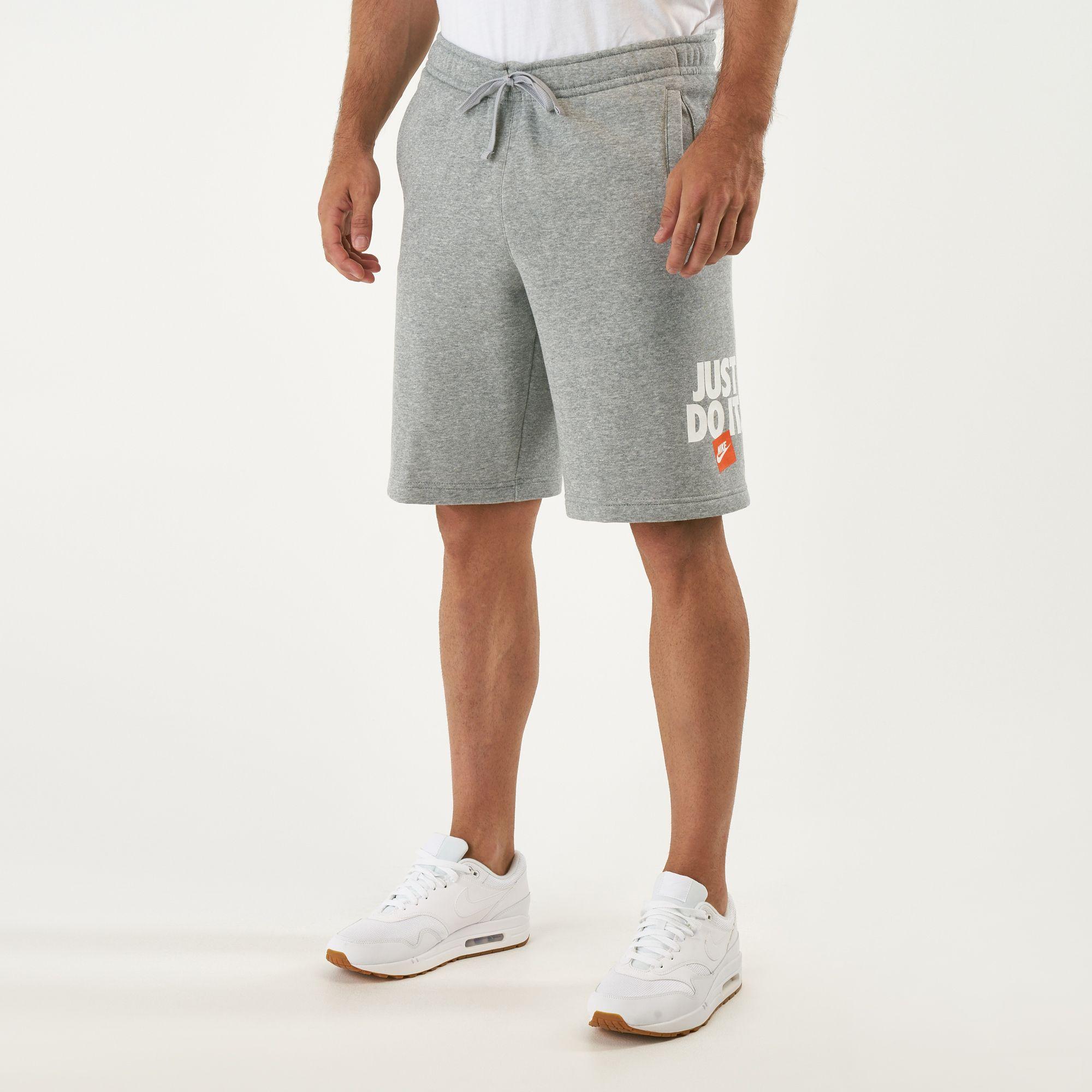 Nike Mens Sportswear Just Do It Shorts