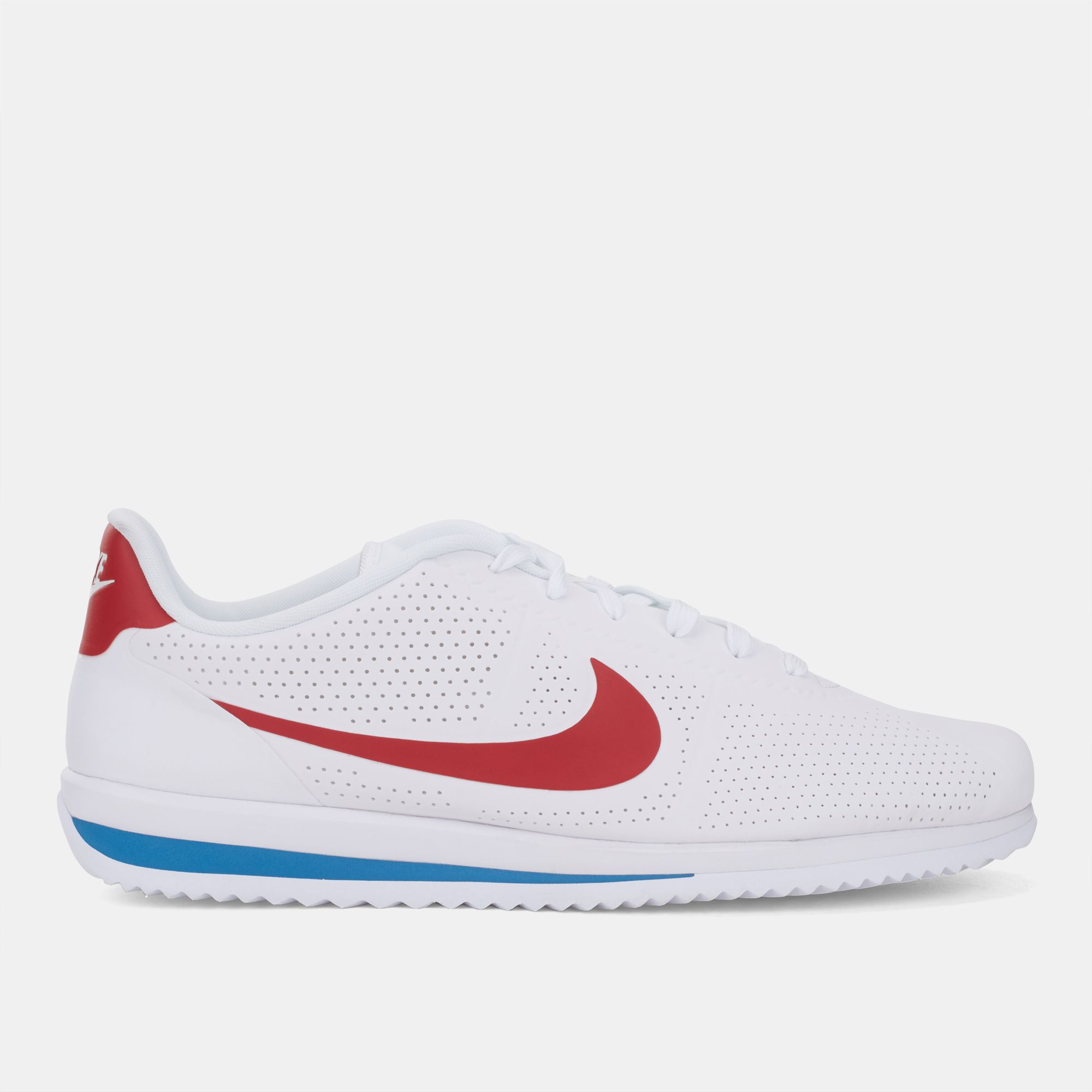 look for 59cd1 8c228 Shop White Nike Cortez Ultra Moire Shoe for Mens by Nike | SSS
