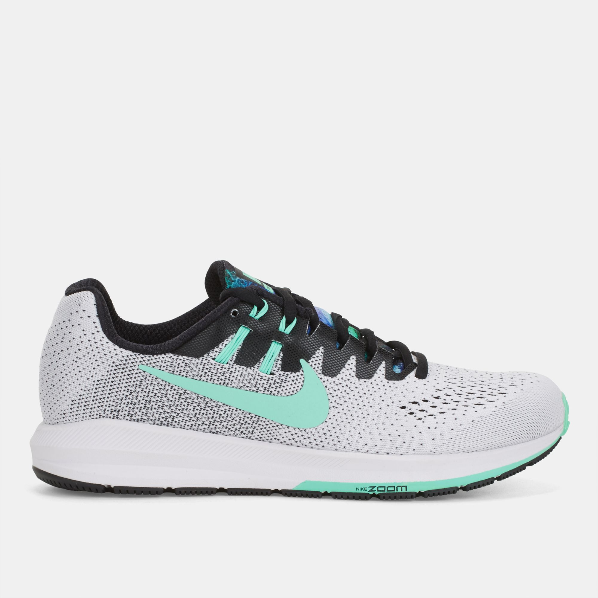Nike Zoom Structure  Womens Shoes Black Pink