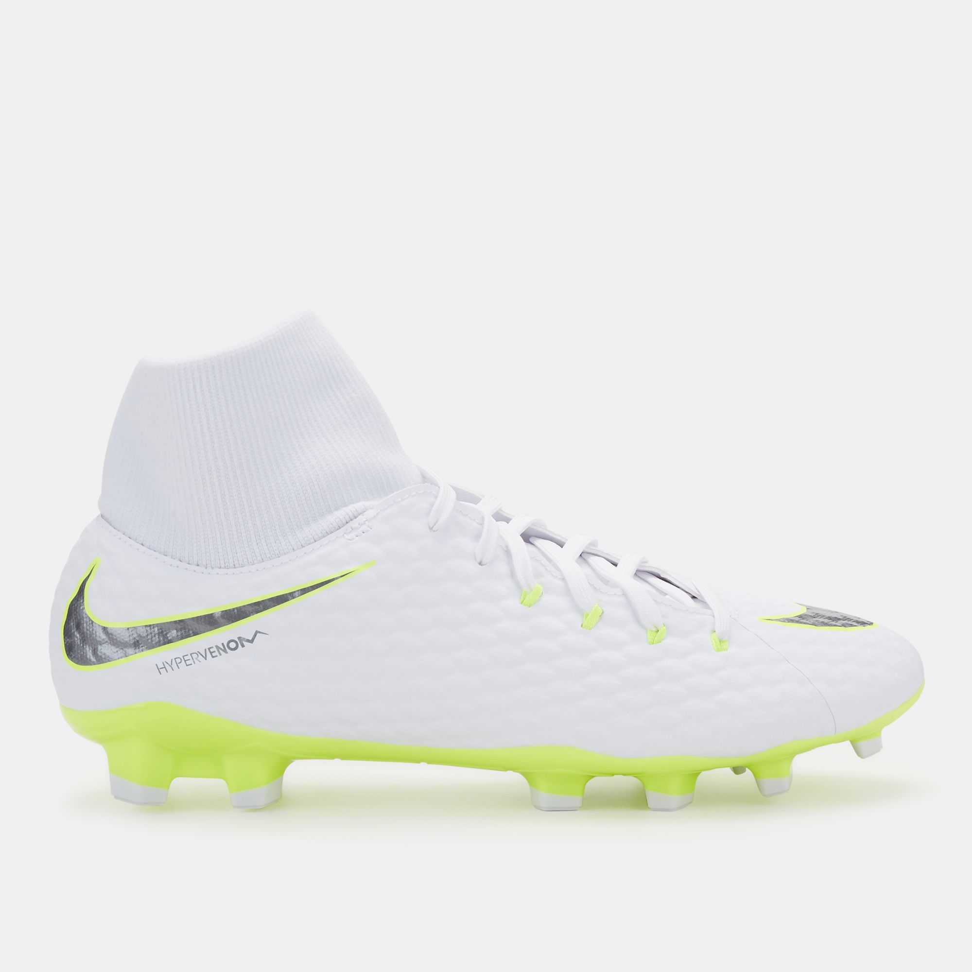 31dc0963e Nike Hypervenom Phantom III Academy Dynamic Fit Firm Ground Football Shoe