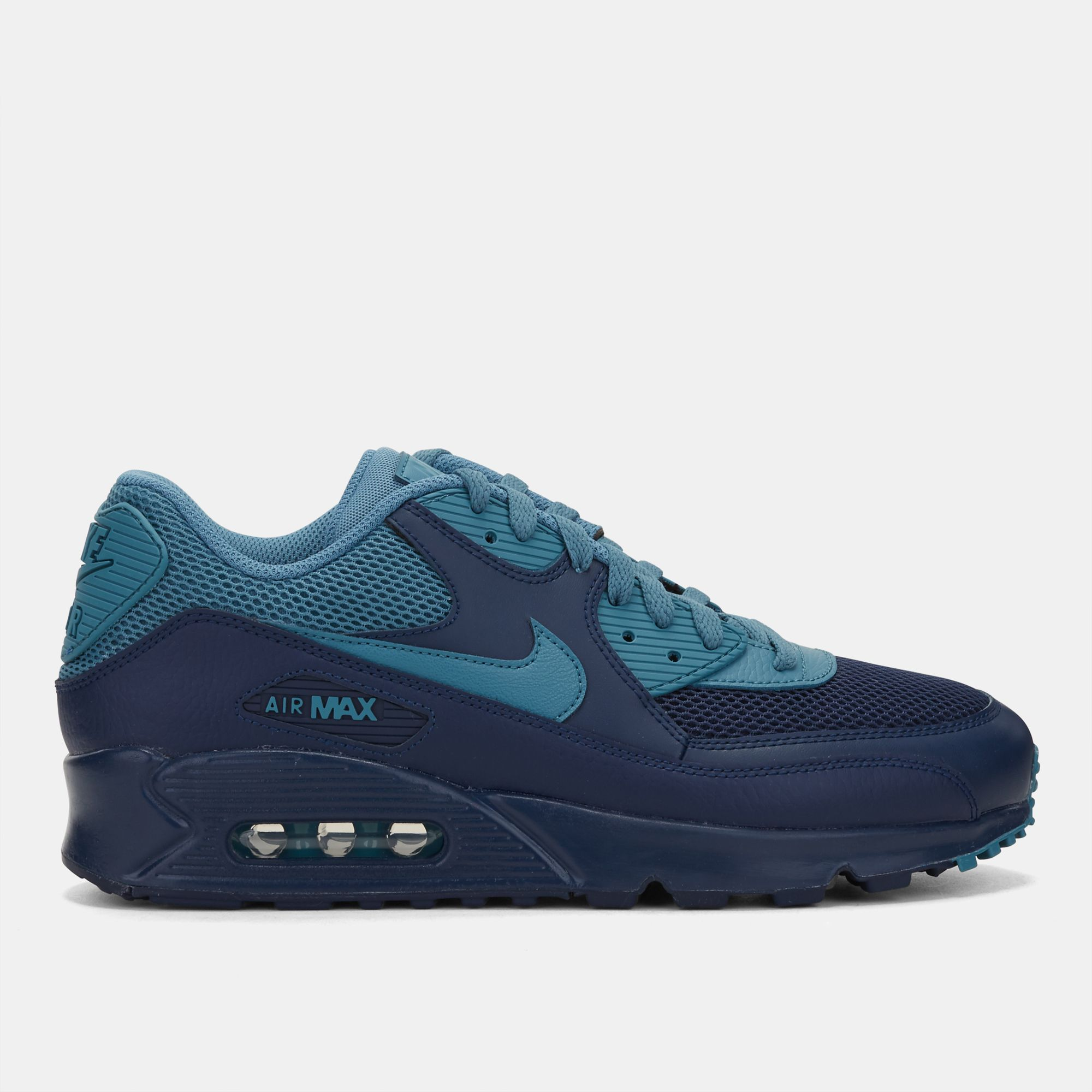 5f4b5498bdafe Shop Nike Air Max 90 Essential Shoe Nike537384 420