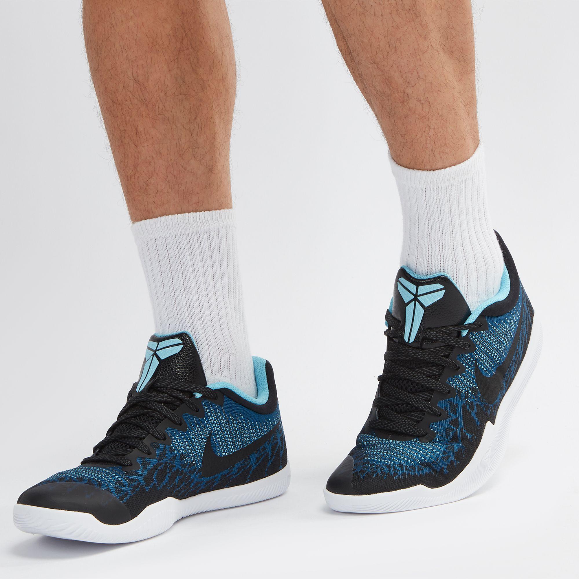 b969b8330b50 Shop Blue Nike Mamba Rage Shoe for Mens by Nike