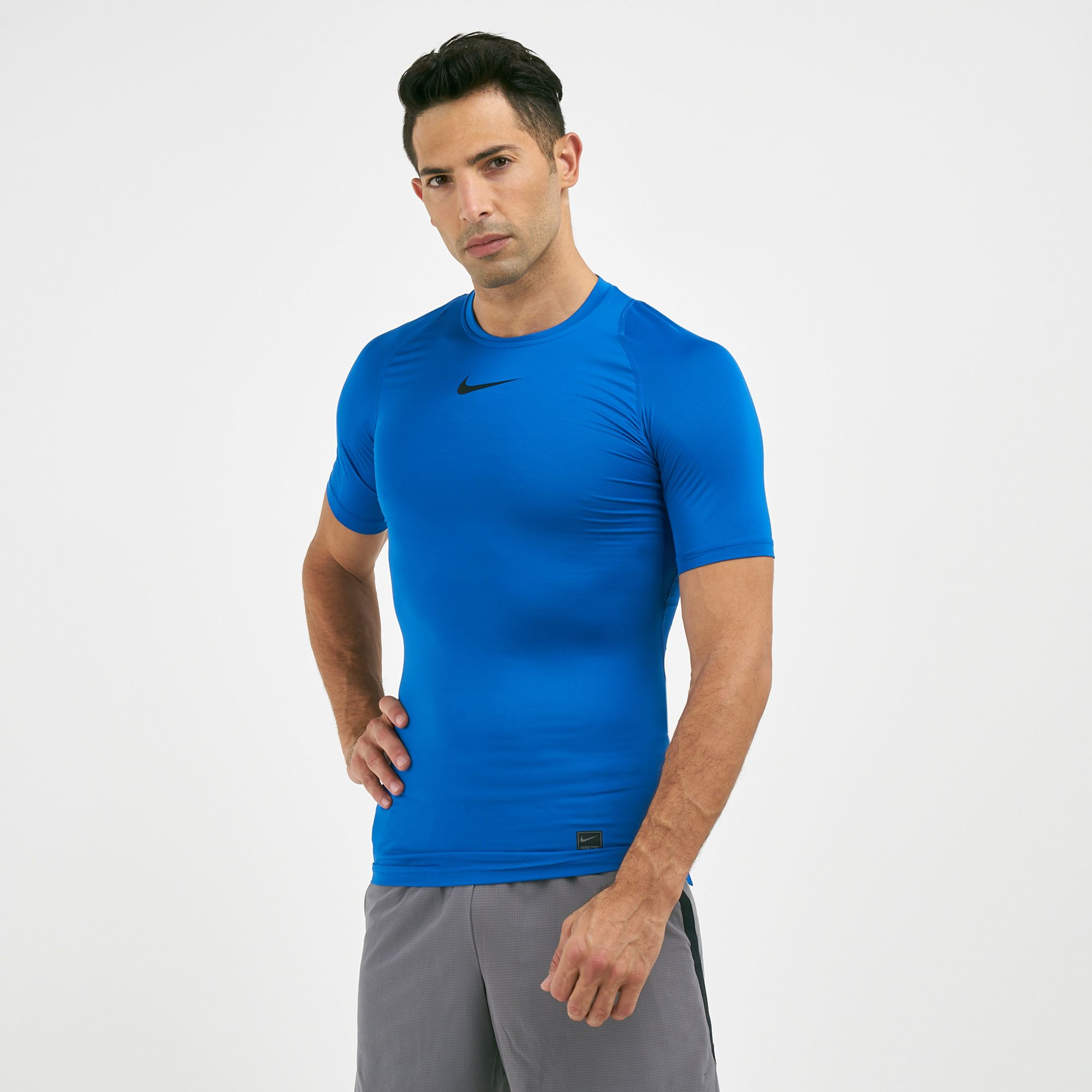 27a75d6a Nike Men's Pro Training T-Shirt | T-Shirts | Tops | Clothing | Mens ...