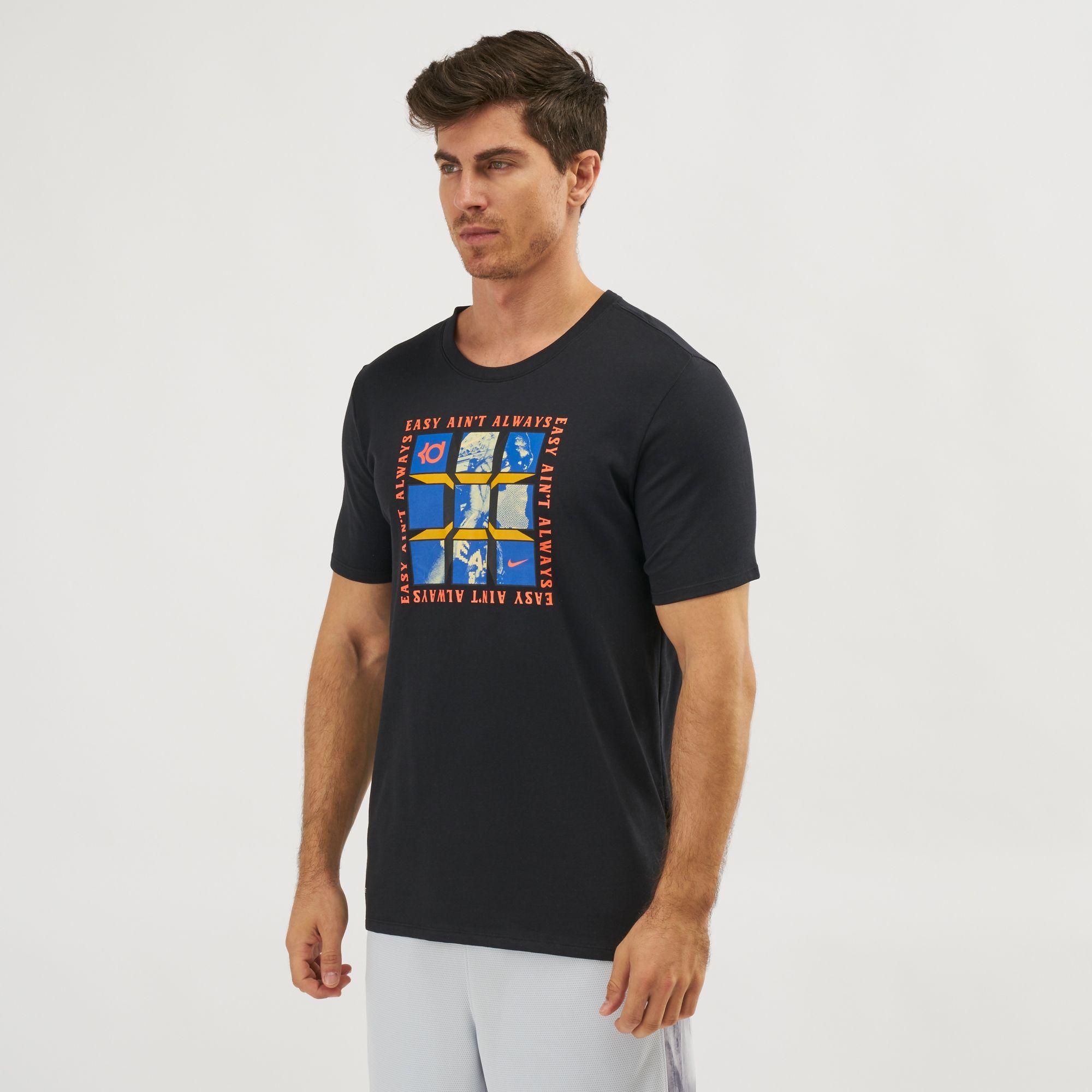KD T Shirt Nike Dri-FIT KD T-Shirt | T-Shirts | Tops | Clothing | Men's Sale ...