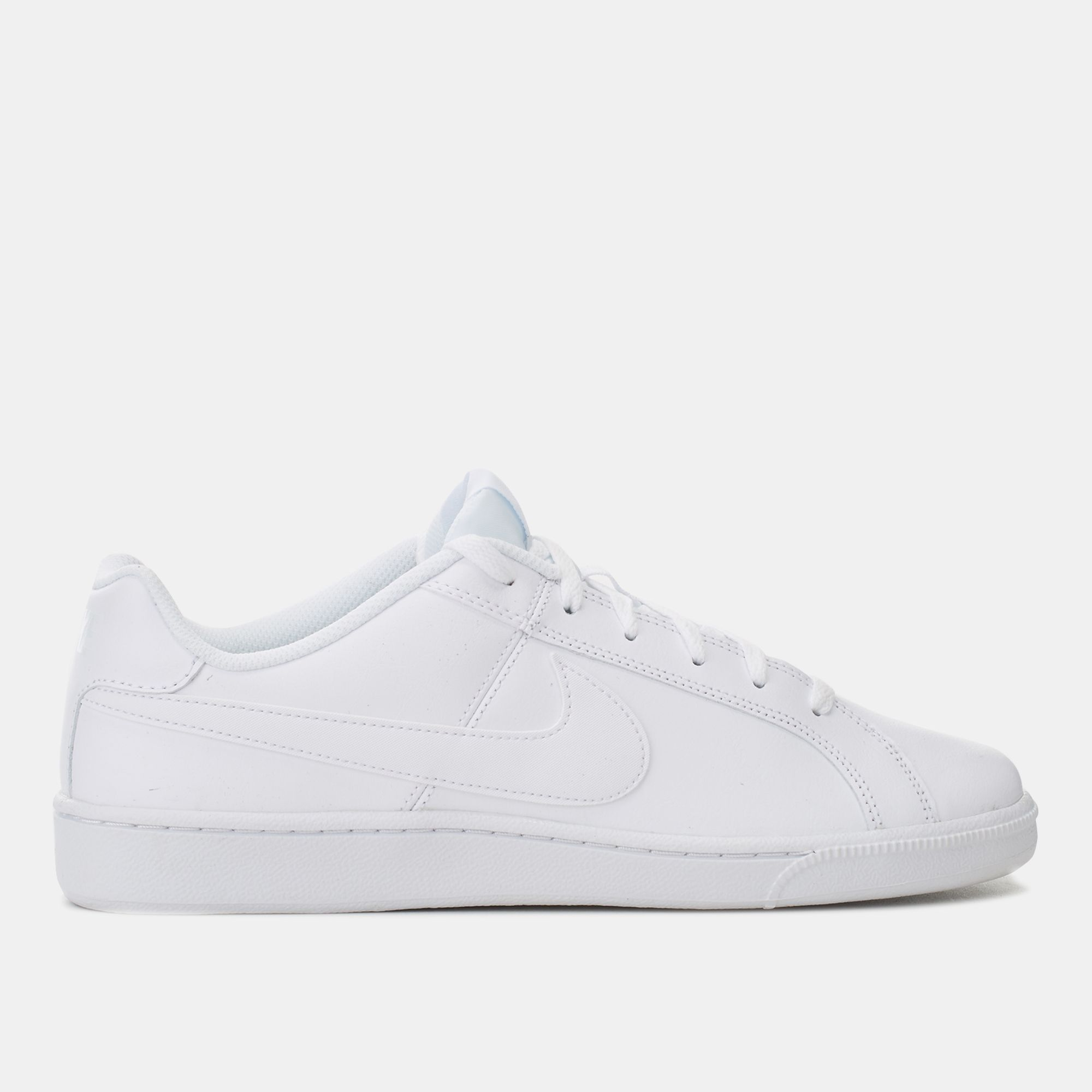 Shop White Nike Court Royale Suede Shoe for Mens by Nike - 9  3c14d545615ce