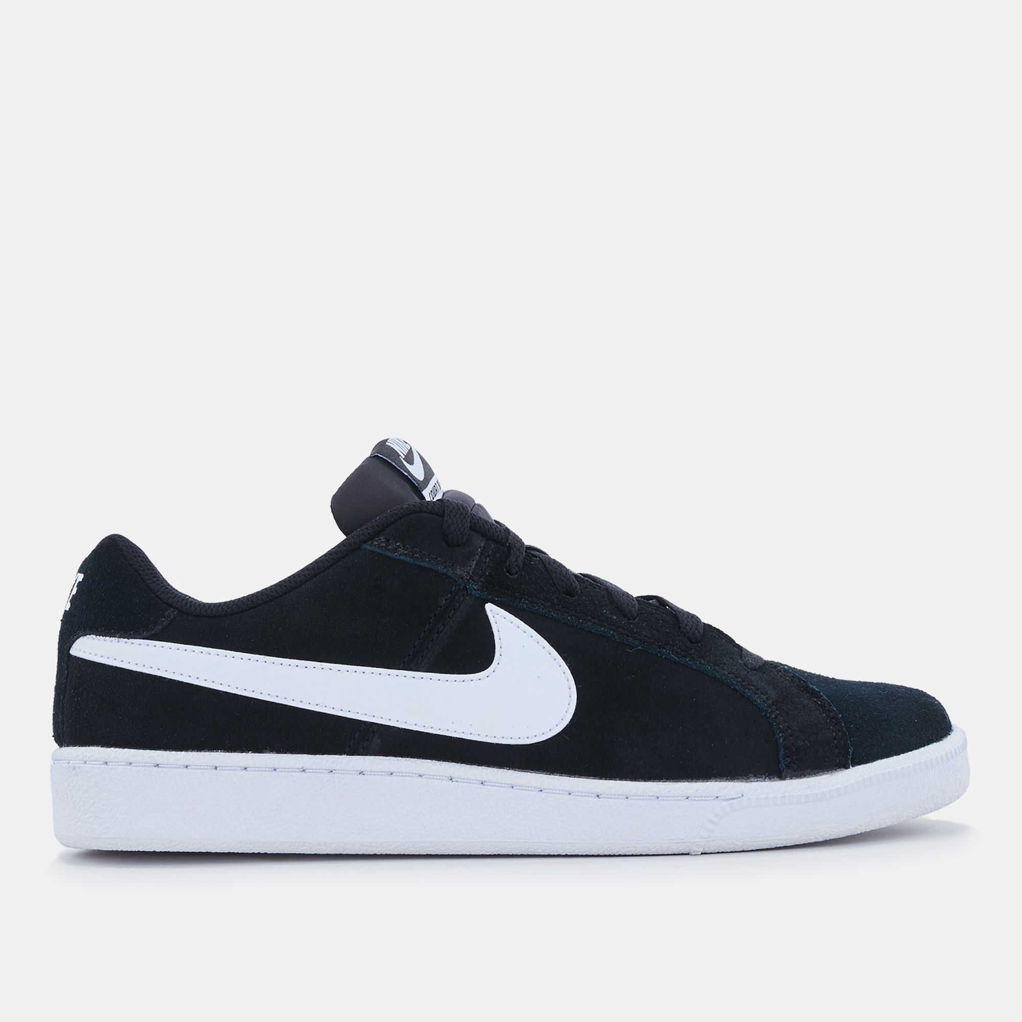 Shop Black Nike Court Royale Suede Shoe for Mens by Nike - 5  b2bd3d3c09d95