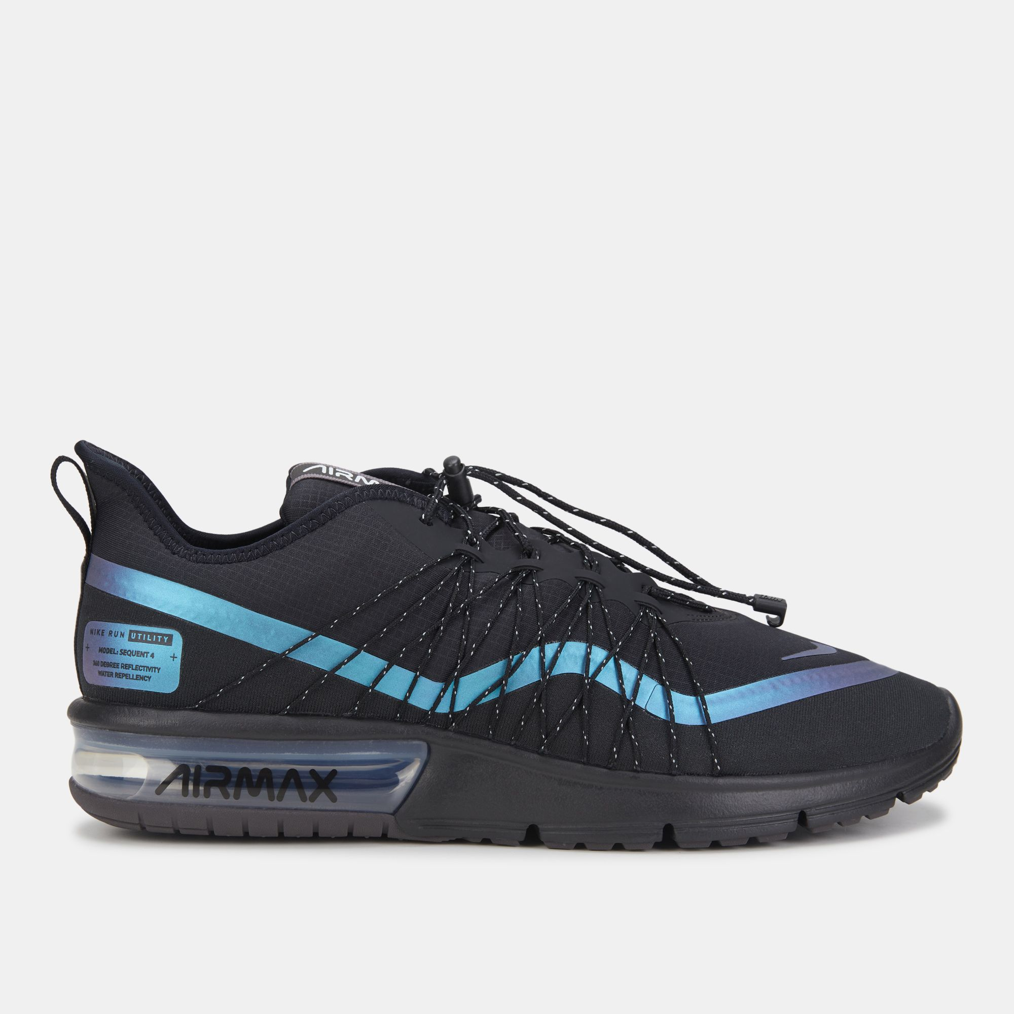 ba83b62d79 Nike Air Max Men's Sequent 4 Utility Shoe | Running Shoes | Shoes ...