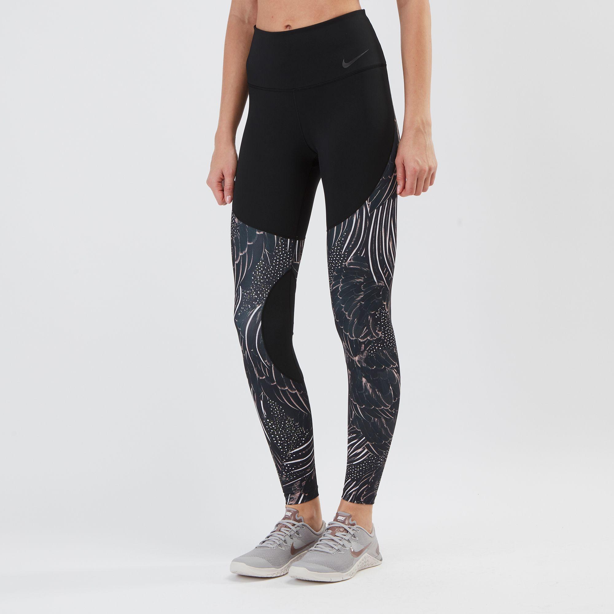 huge discount 2c284 aa919 Nike Dri-FIT Power Training Leggings   Full Length Leggings ...