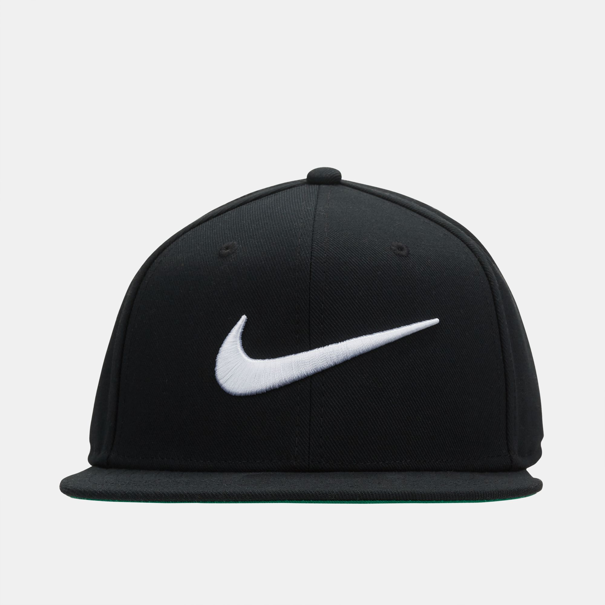 Shop Black Nike Pro Sportswear Swoosh Classic Cap For Mens By Nike Sss