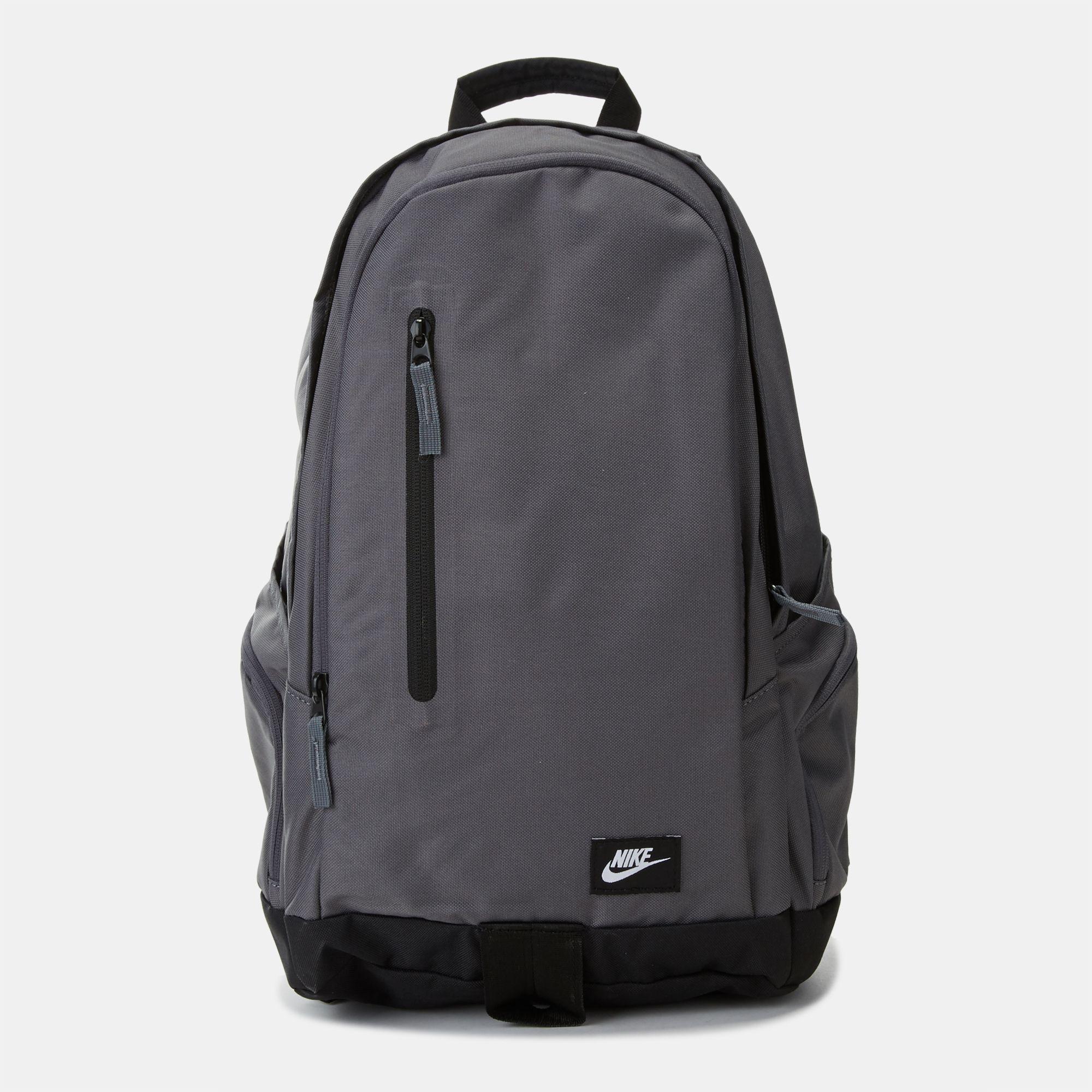 767356805a5d9 Nike All Access Fullfare Backpack - Grey