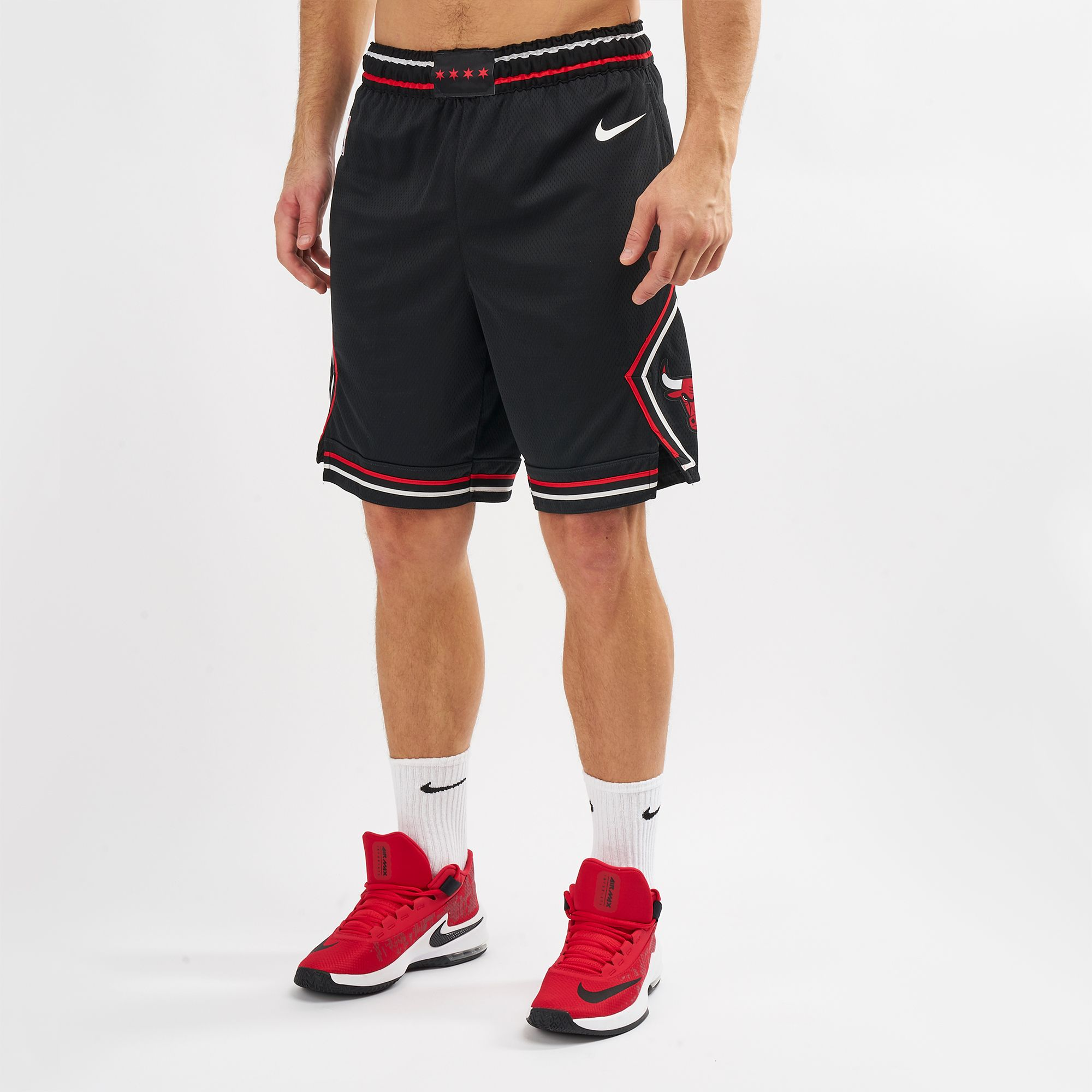 79ead266001 Nike NBA Chicago Bulls Statement Edition Swingman Shorts