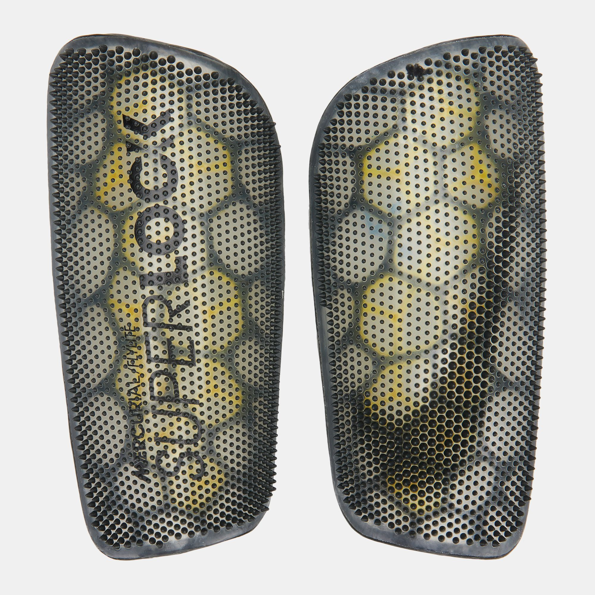 on feet images of premium selection reputable site Nike Mercurial Flylite SuperLock Shin Guards | SSS