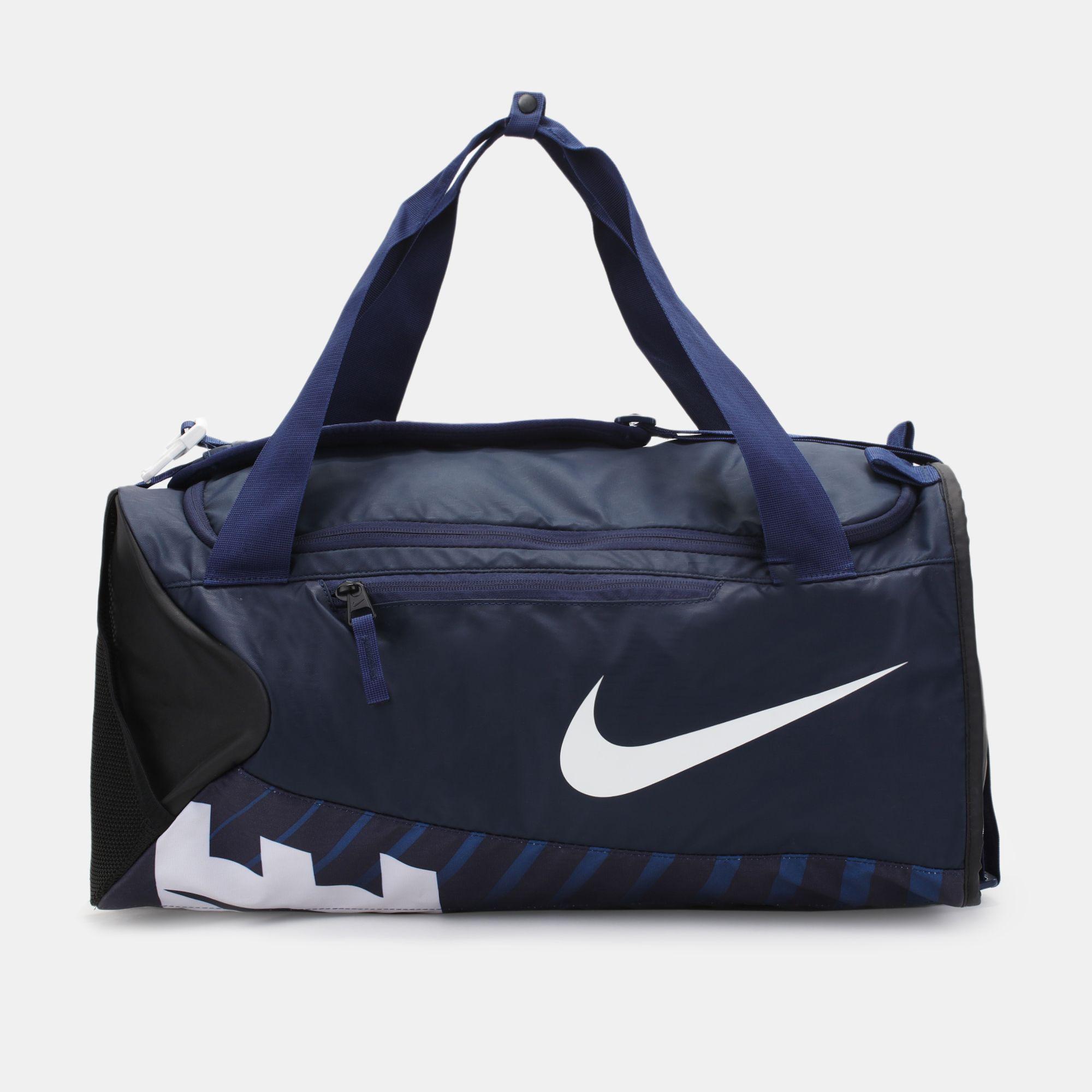 4930b2ce3c91f3 Shop Blue Nike Alpha Adapt Cross Body Duffel Bag for Mens by Please ...
