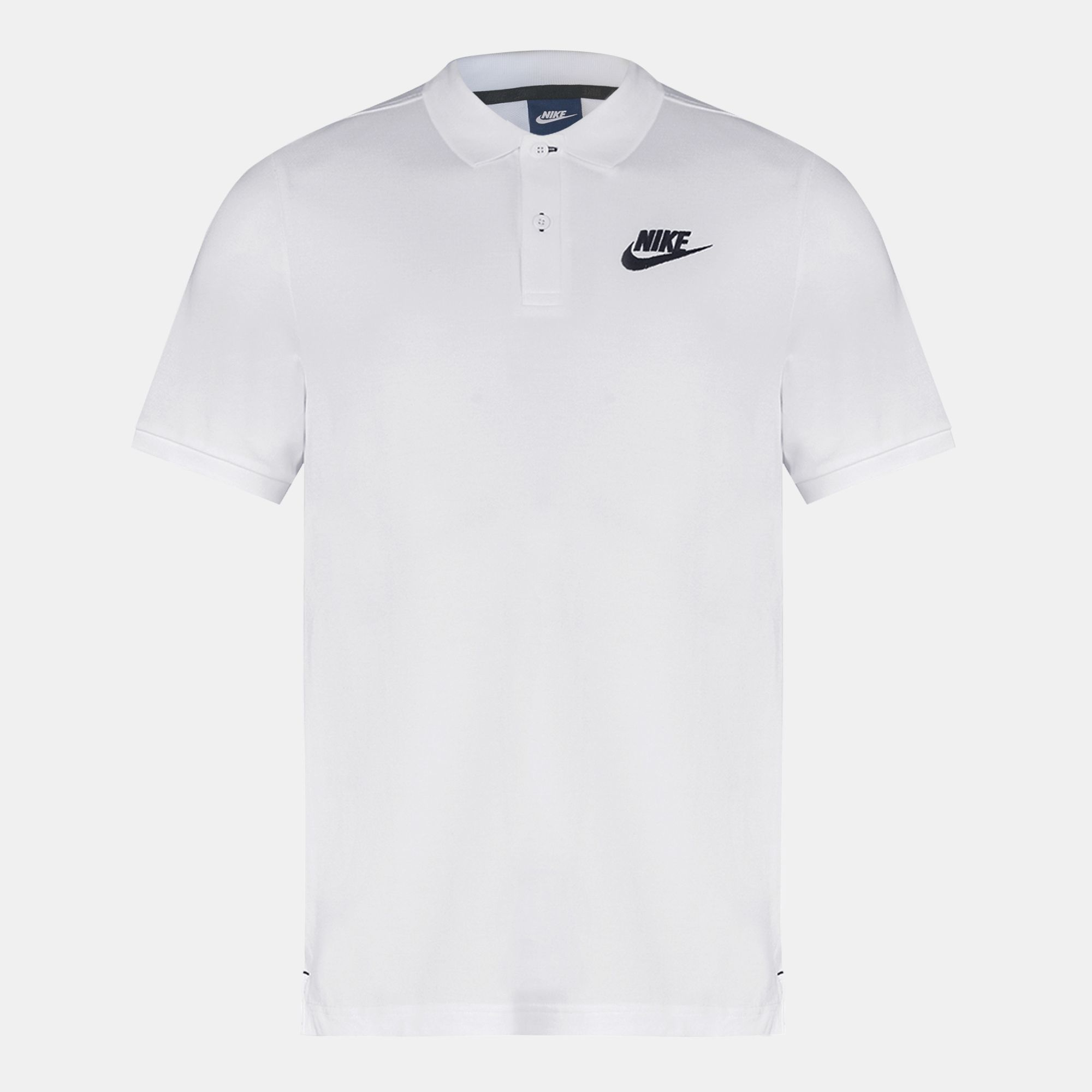a8032a36ebd07 Shop White Nike NSW PQ Matchup Polo Shirt for Mens by Nike