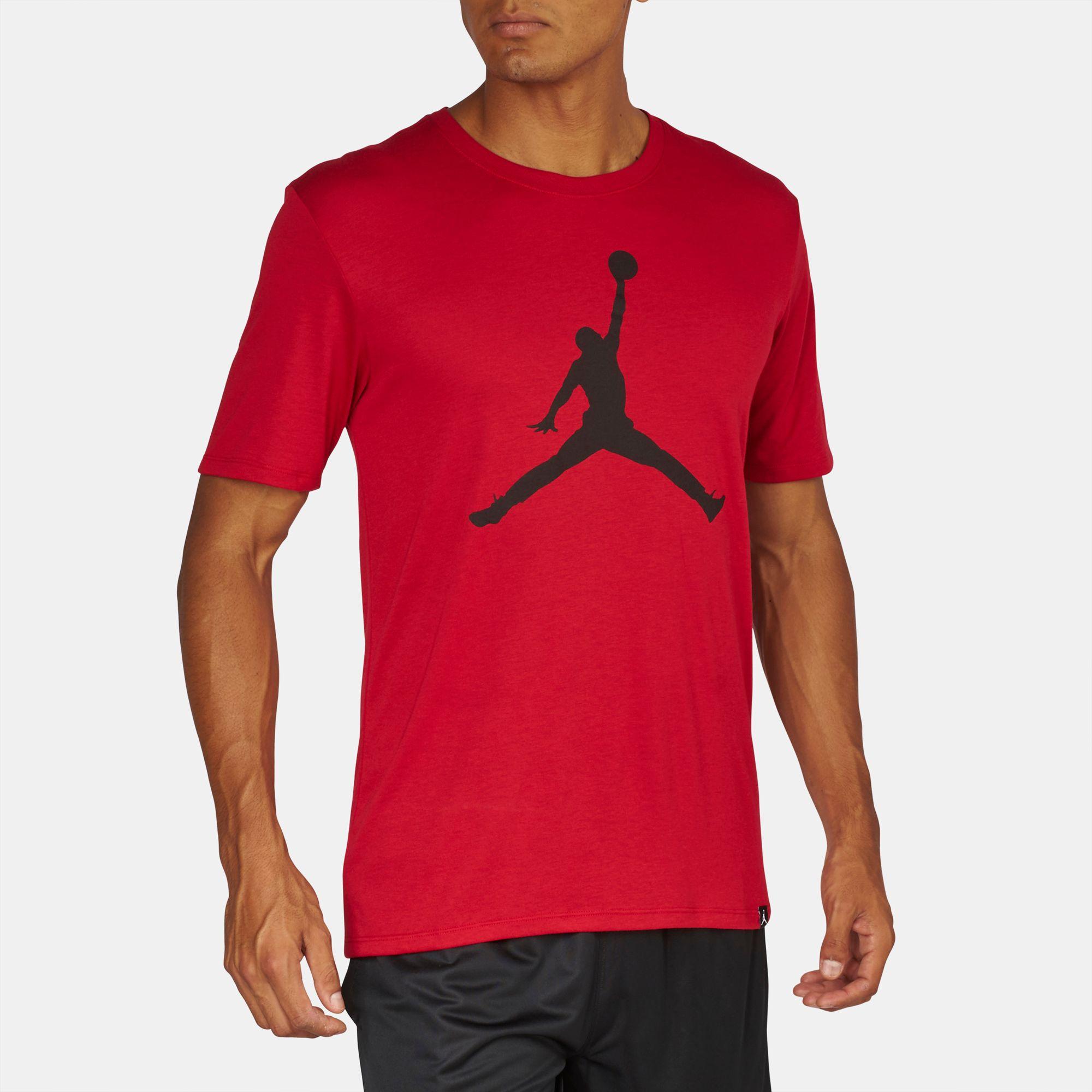 9c0a622387ea Jordan Iconic Jumpman Logo T-Shirt