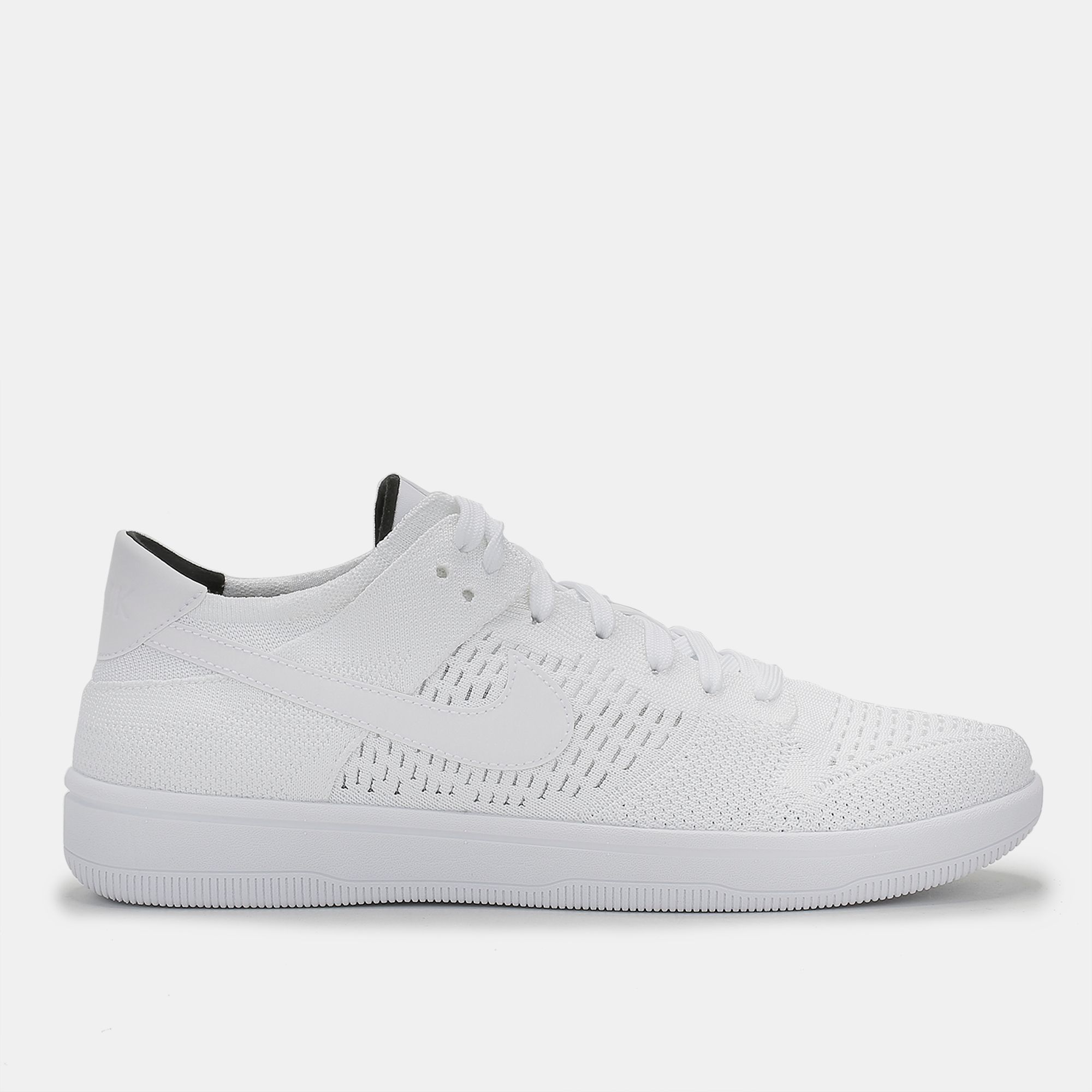 c1827db95bd Shop White Nike Dunk Low Flyknit Shoe for Mens by Nike