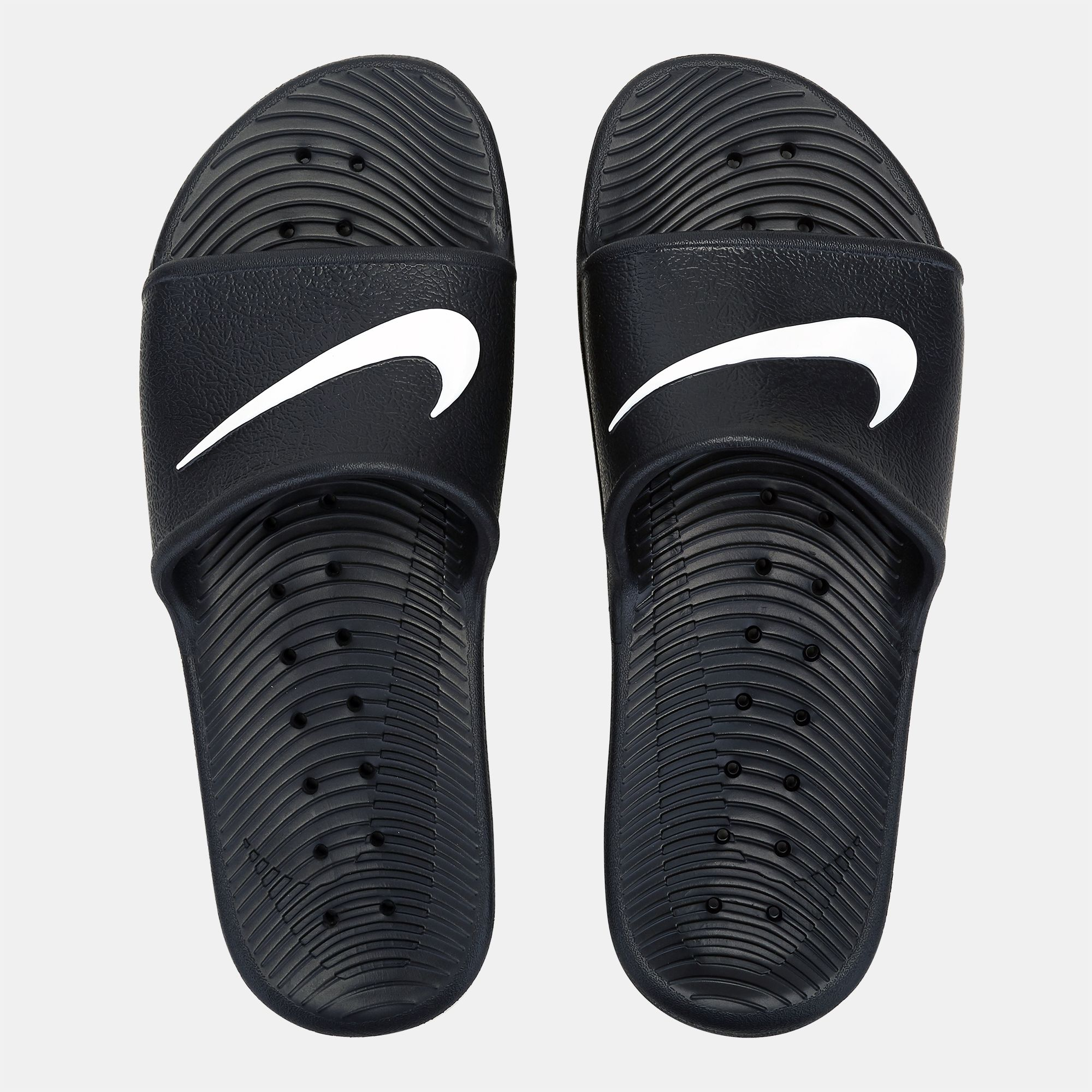 6f83ff9b70ba Nike Kawa Shower Slides - Black