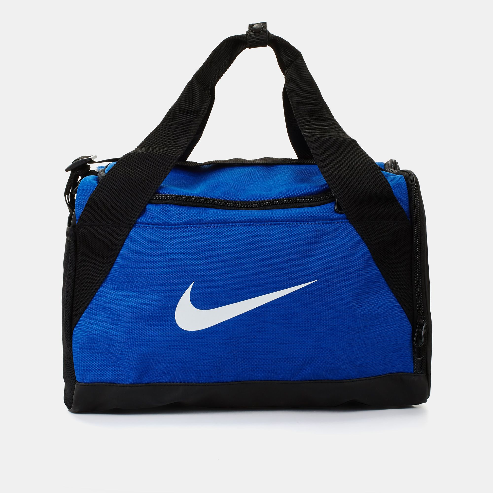 Shop Blue Nike Brasilia Extra Small Duffle Bag for Unisex by Nike   SSS bcf5658516
