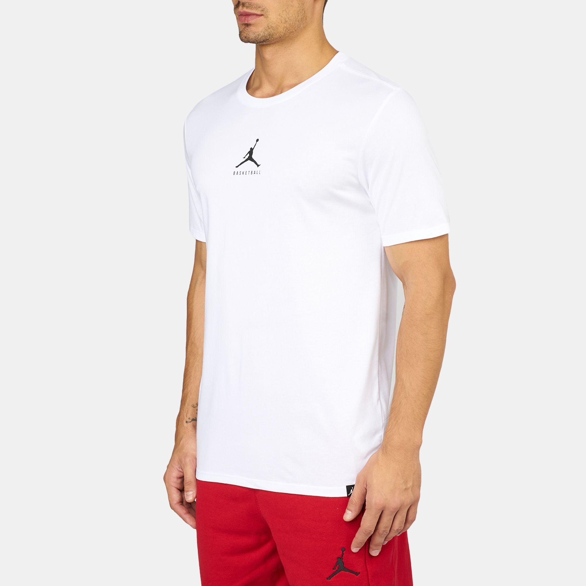 d6a2846eef14 Jordan Dry 23 7 Jumpman Basketball T-Shirt