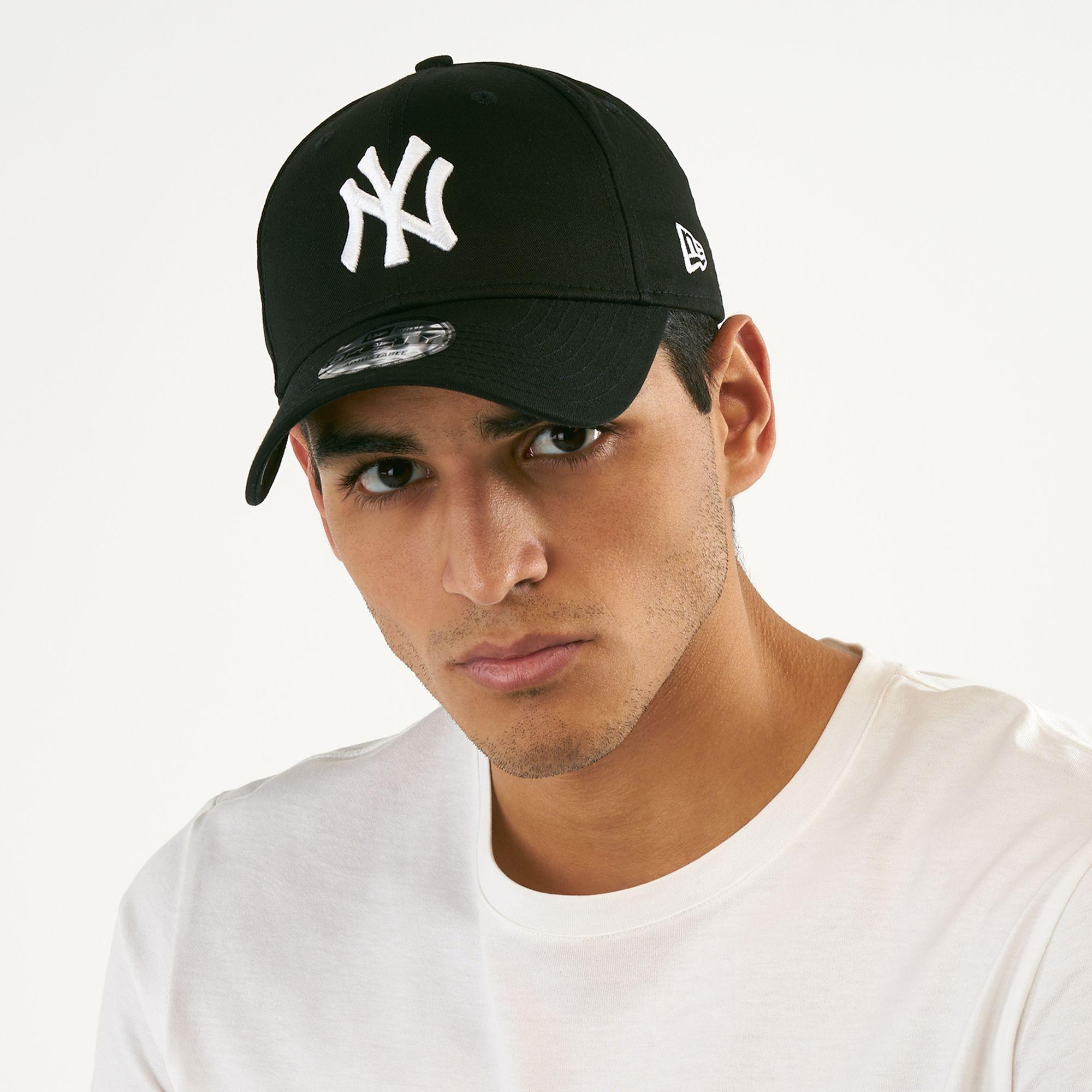 Shop Black New Era 9 Forty New York Yankees Baseball Cap (Black) for ... 48d3e0f9ff2