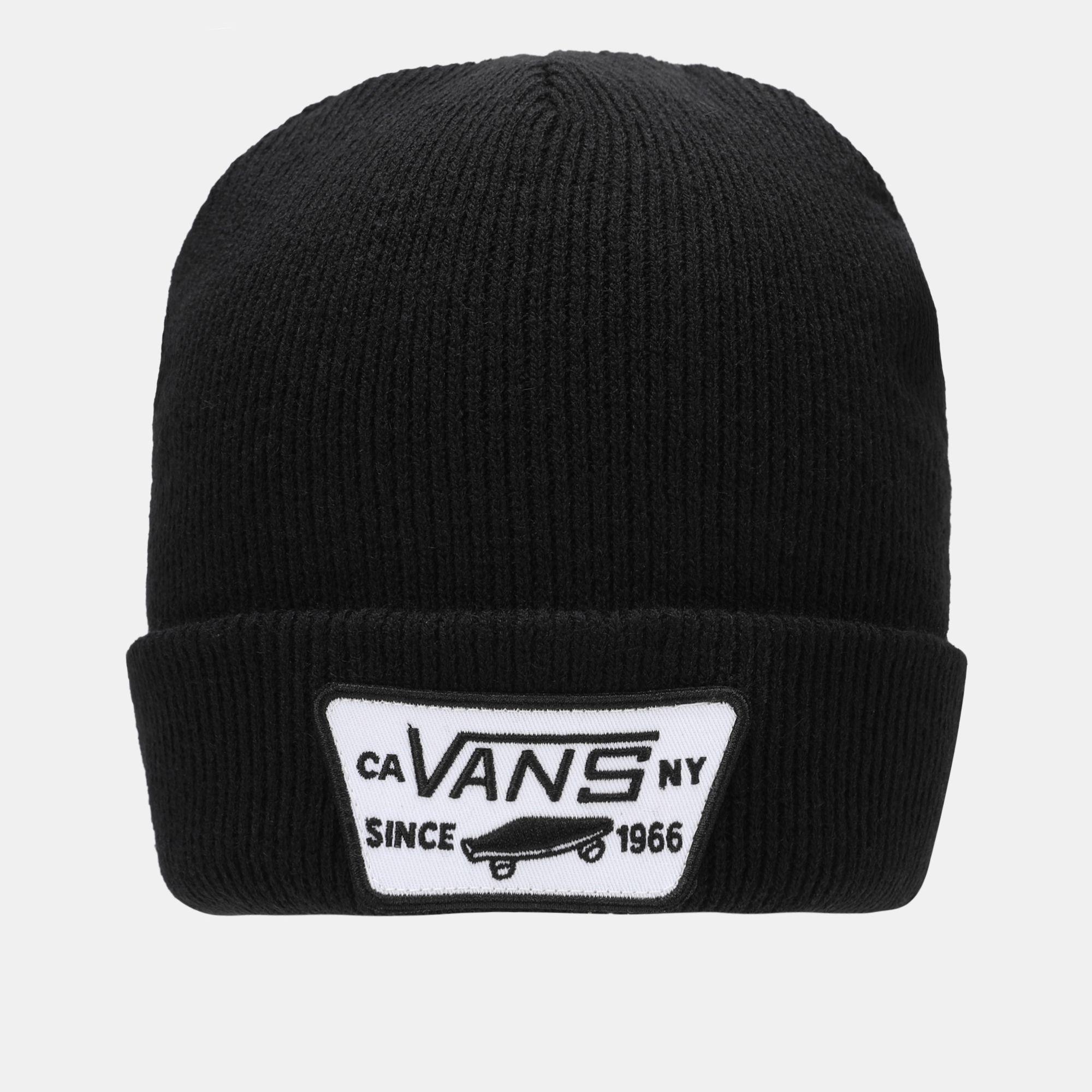 Vans Milford Beanie - Black 51b35d2d102