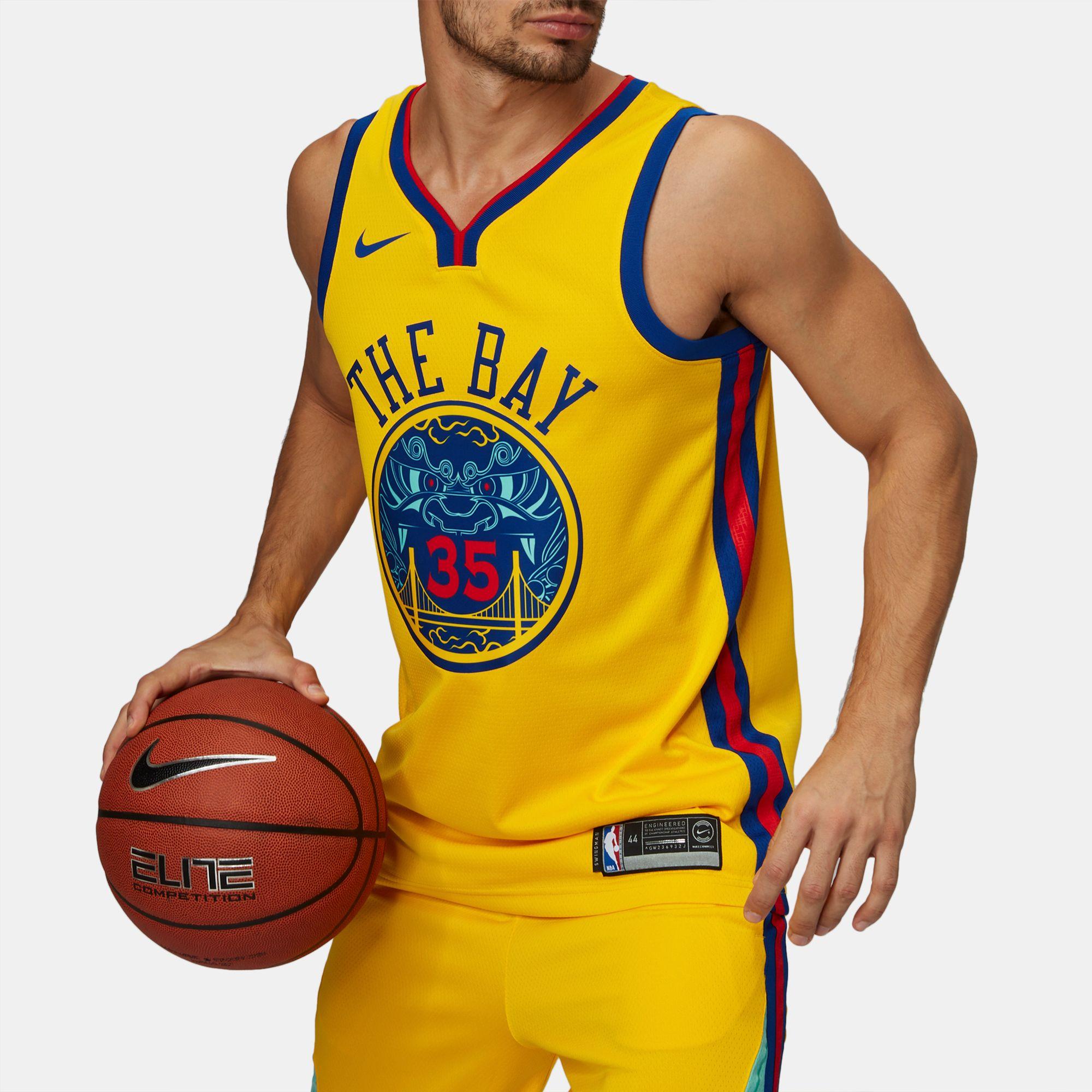 4d323766b Nike NBA Golden State Warriors Kevin Durant Swingman City Edition Jersey