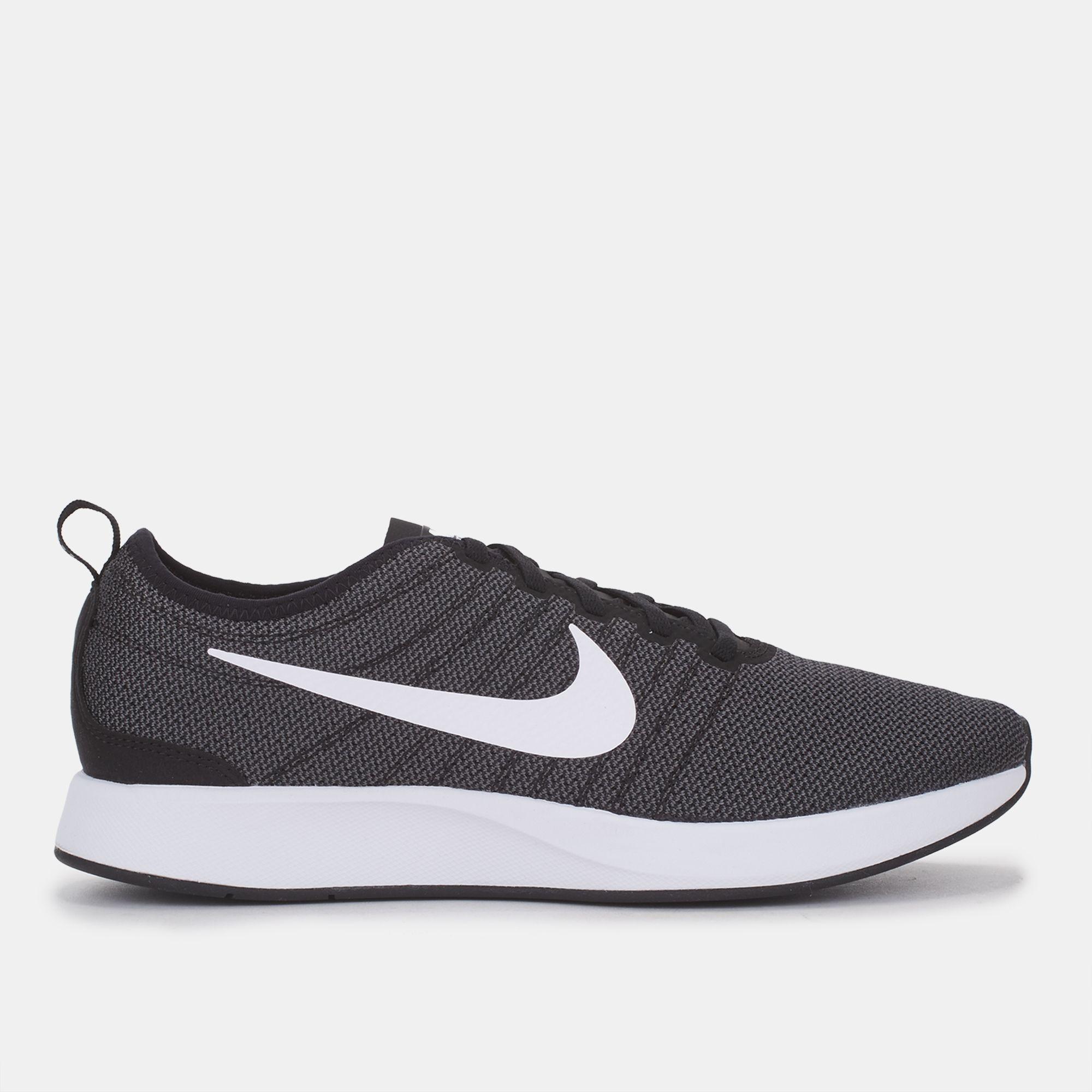3411be424629 Shop Black Nike DualTone Racer Running Shoe for Mens by Nike