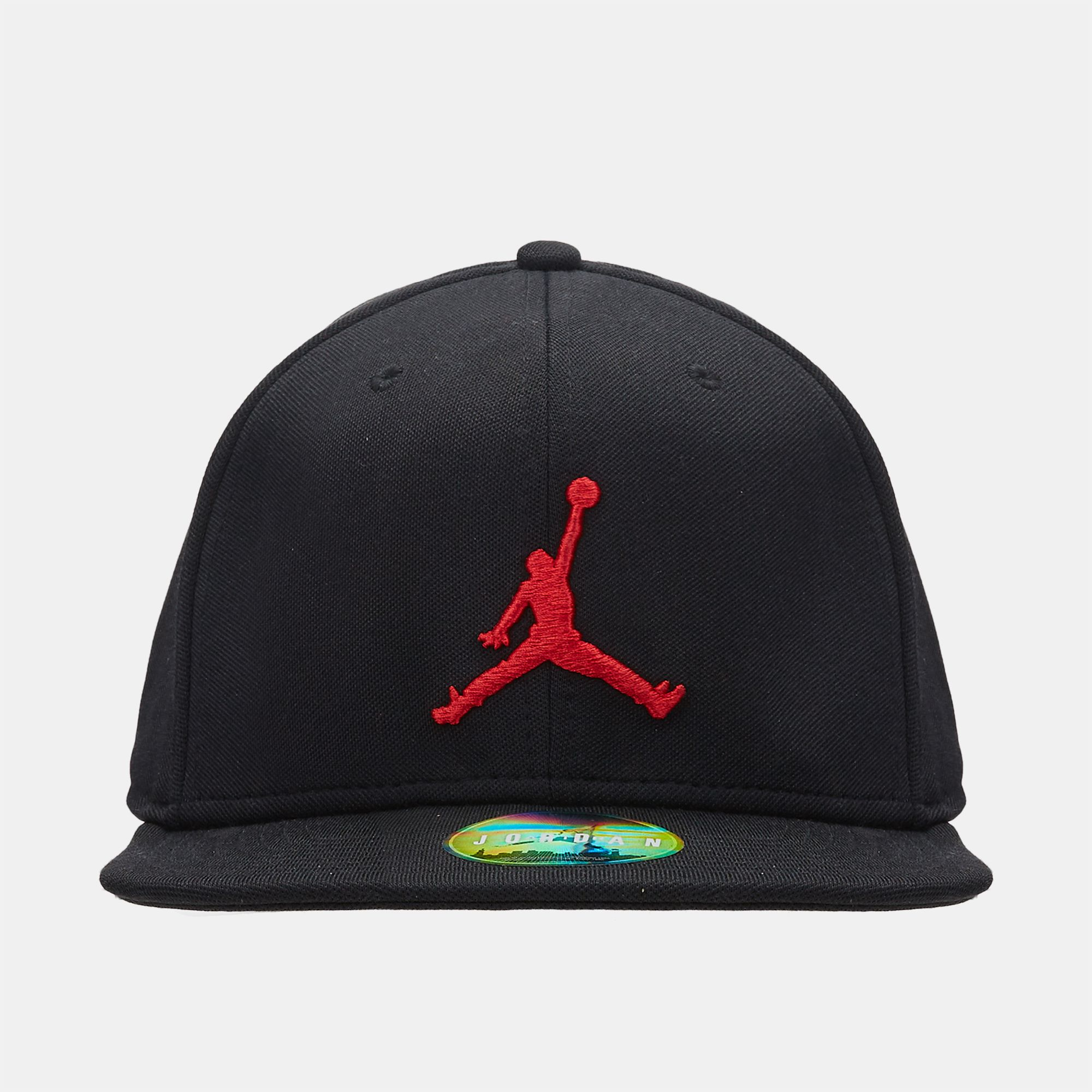 Shop Black Jordan Jumpman Snapback for Unisex by Jordan  aa2c930560a