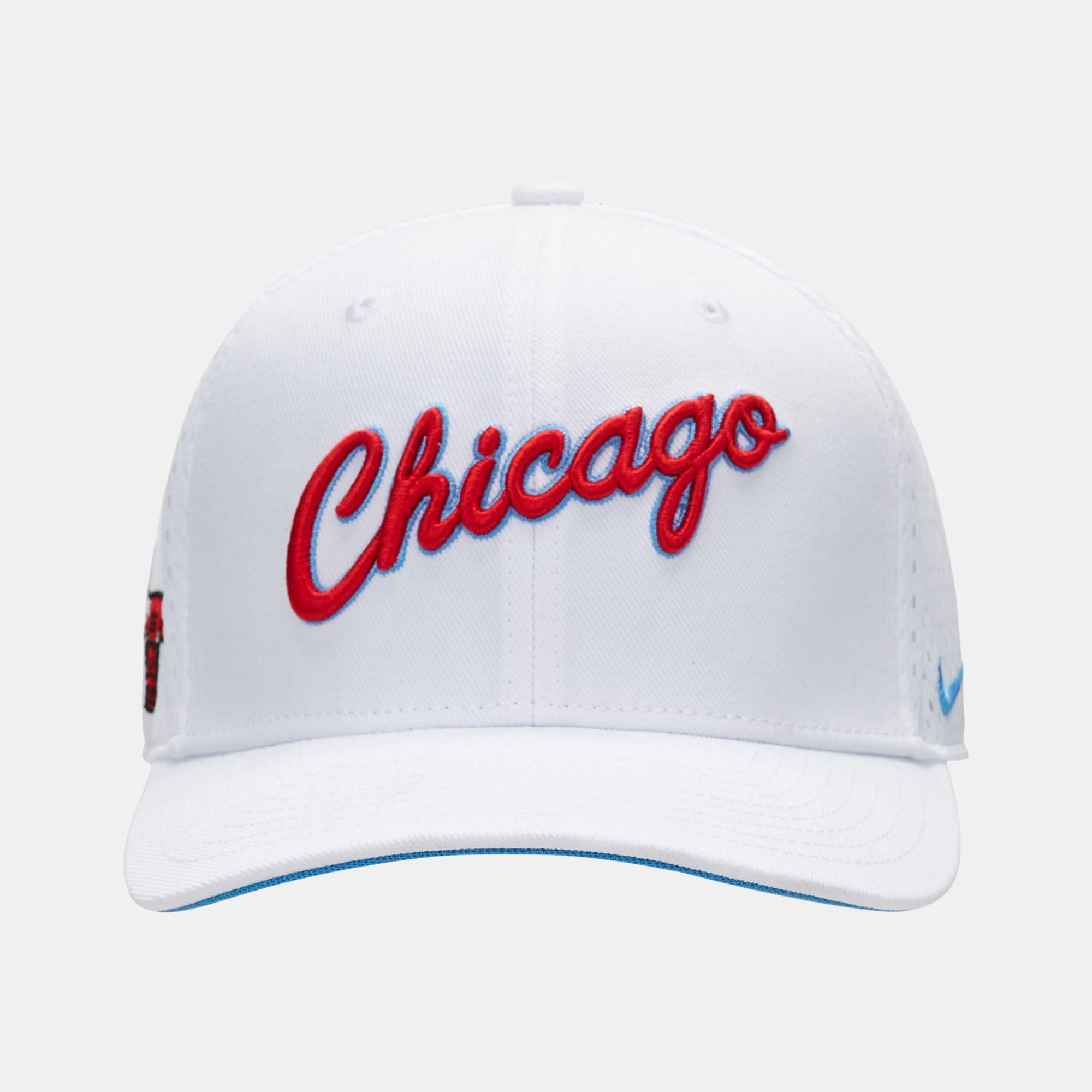 25df1ed2 Nike NBA Chicago Bulls City Edition Classic99 Cap   Caps   Caps and ...