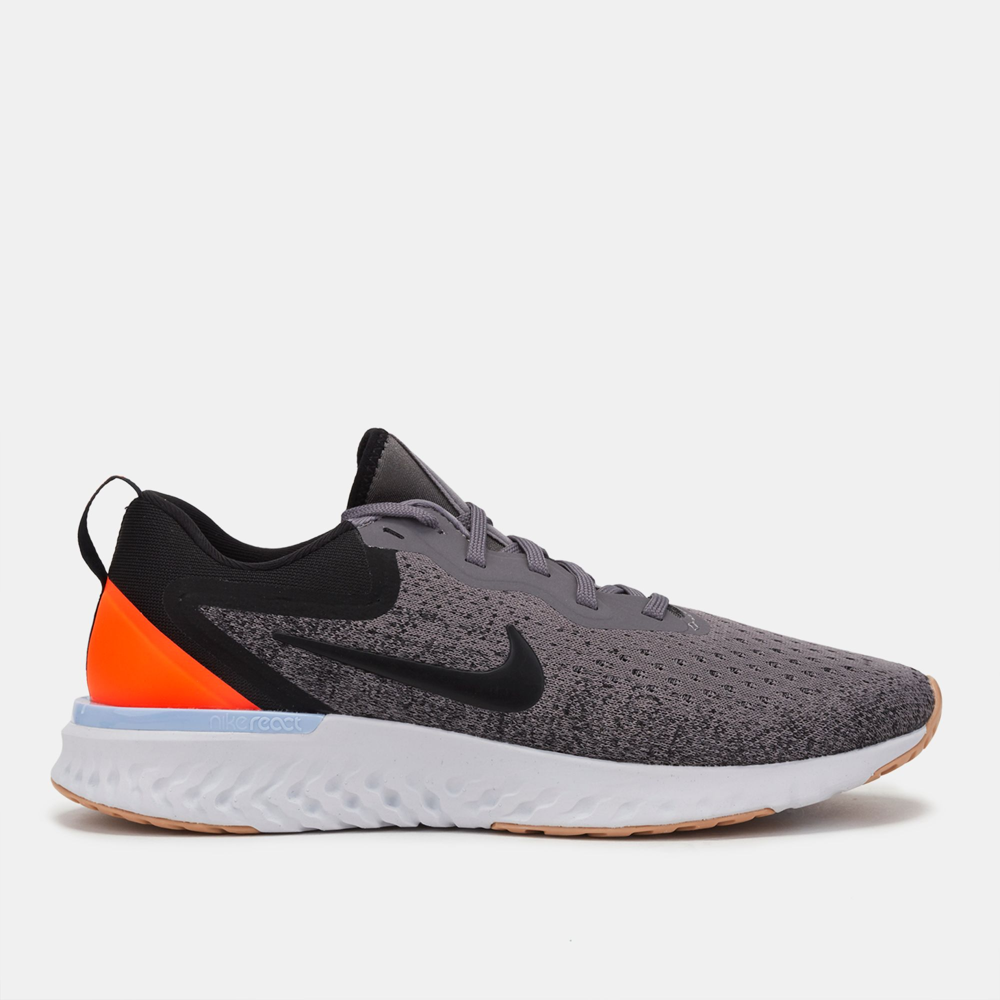Shop Grey Nike Odyssey React Running Shoe for Womens by Nike SSS
