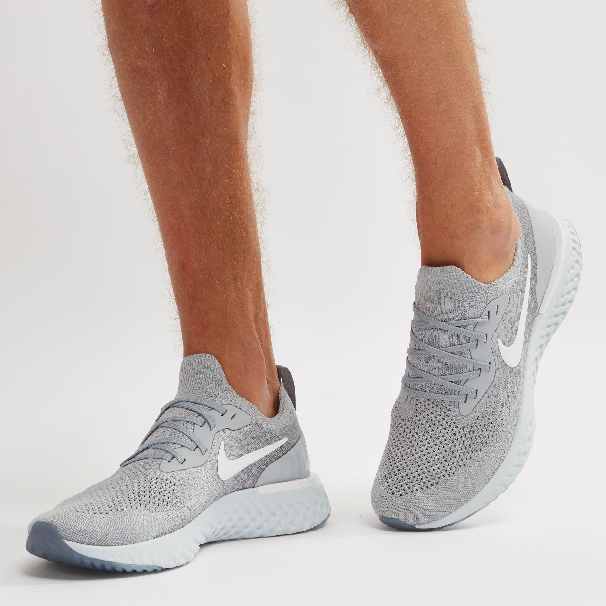 size 40 d7892 929de Nike Epic React Flyknit Running Shoe