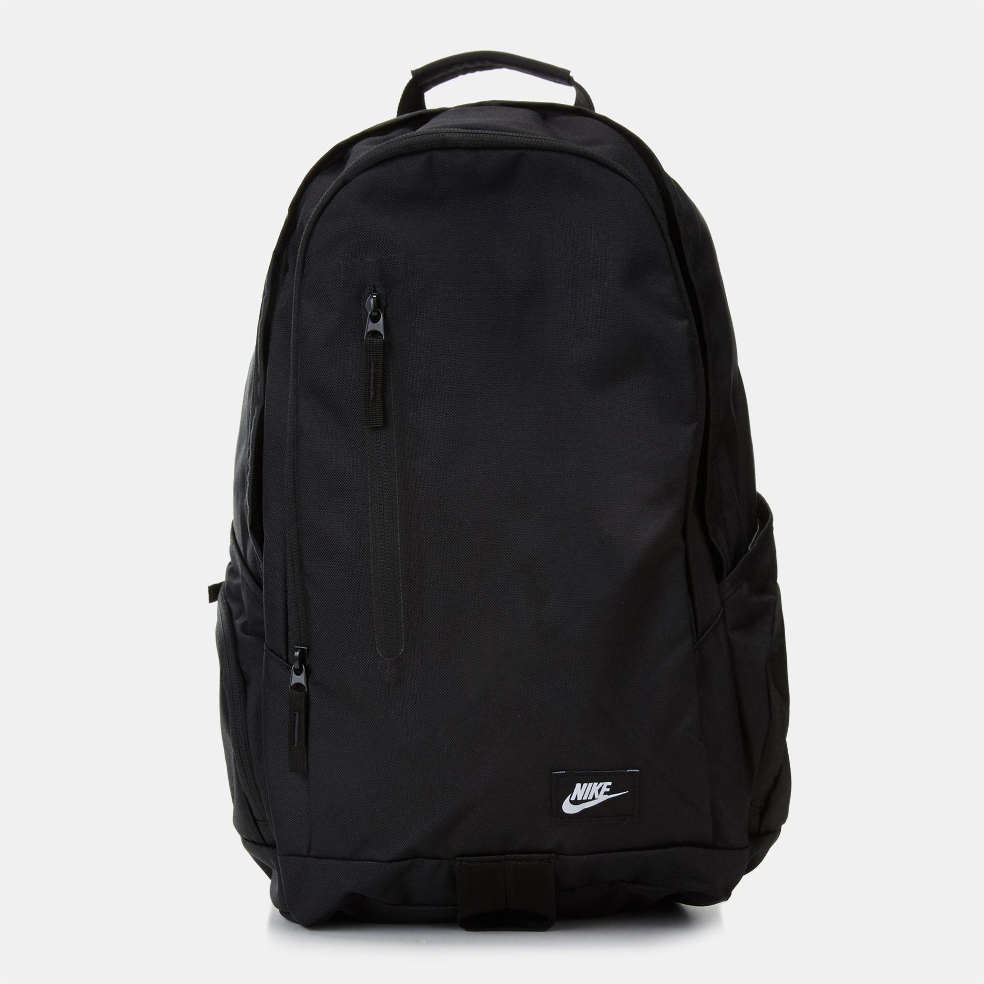 3eedf178a7b7c Nike All Access Fullfare Backpack - Black