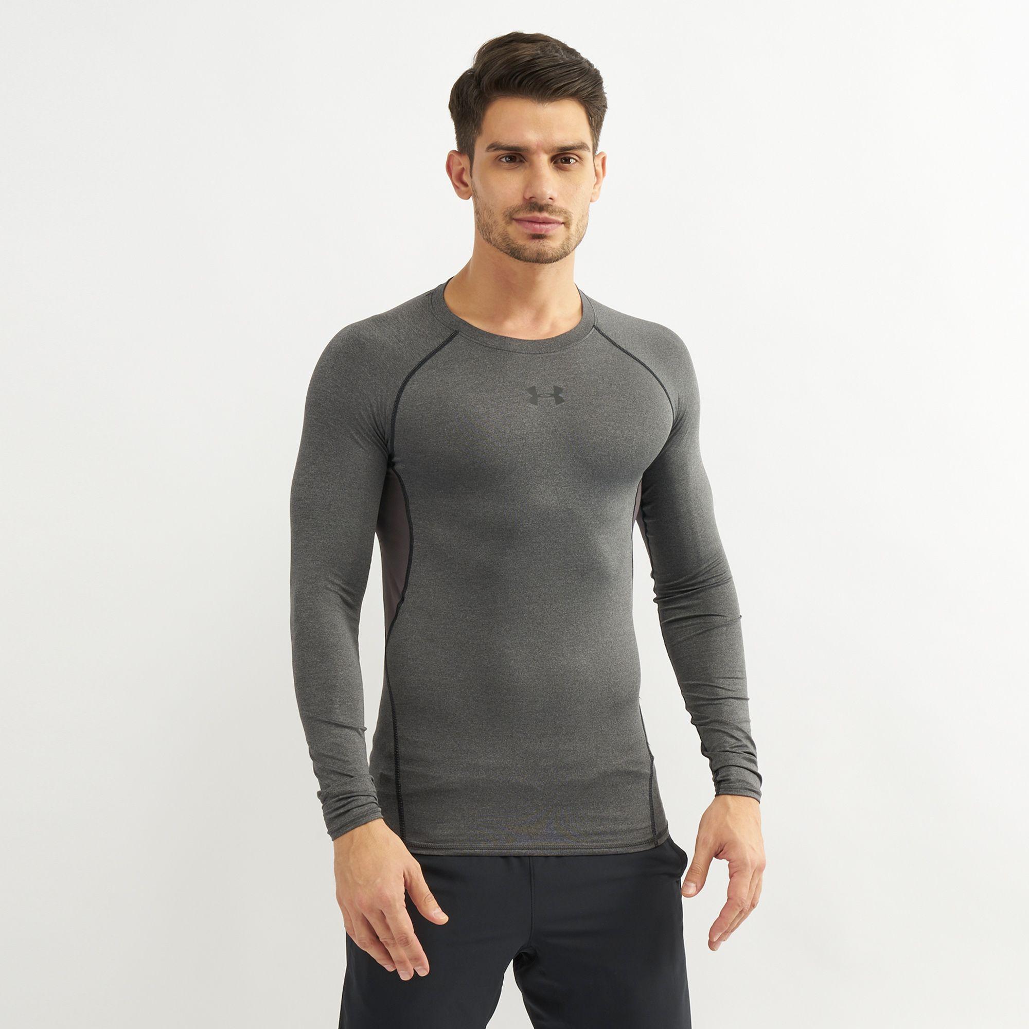 Under Armour Men's HeatGear® Armour Long Sleeve Compression T-Shirt