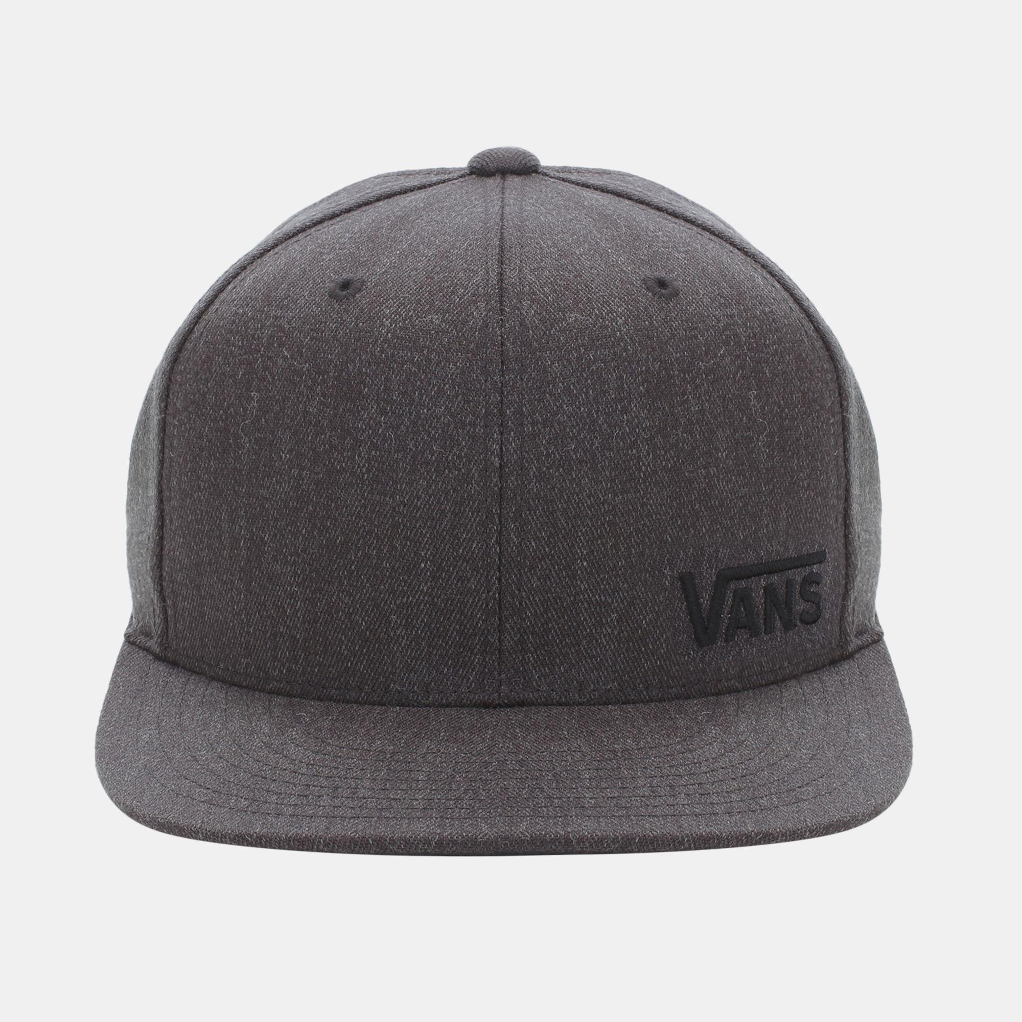e2110282639 Shop Grey Vans Splitz Cap for Mens by Vans