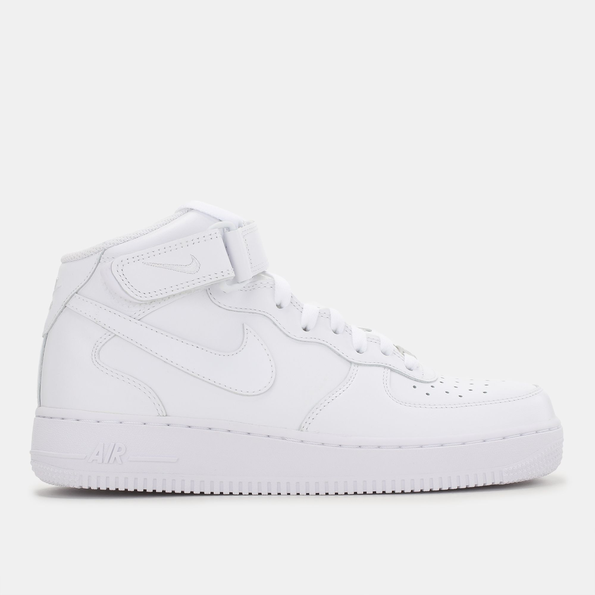 online store d1470 b8820 Shop White Nike Air Force 1 Mid  07 Women s Shoe for Womens by Nike ...