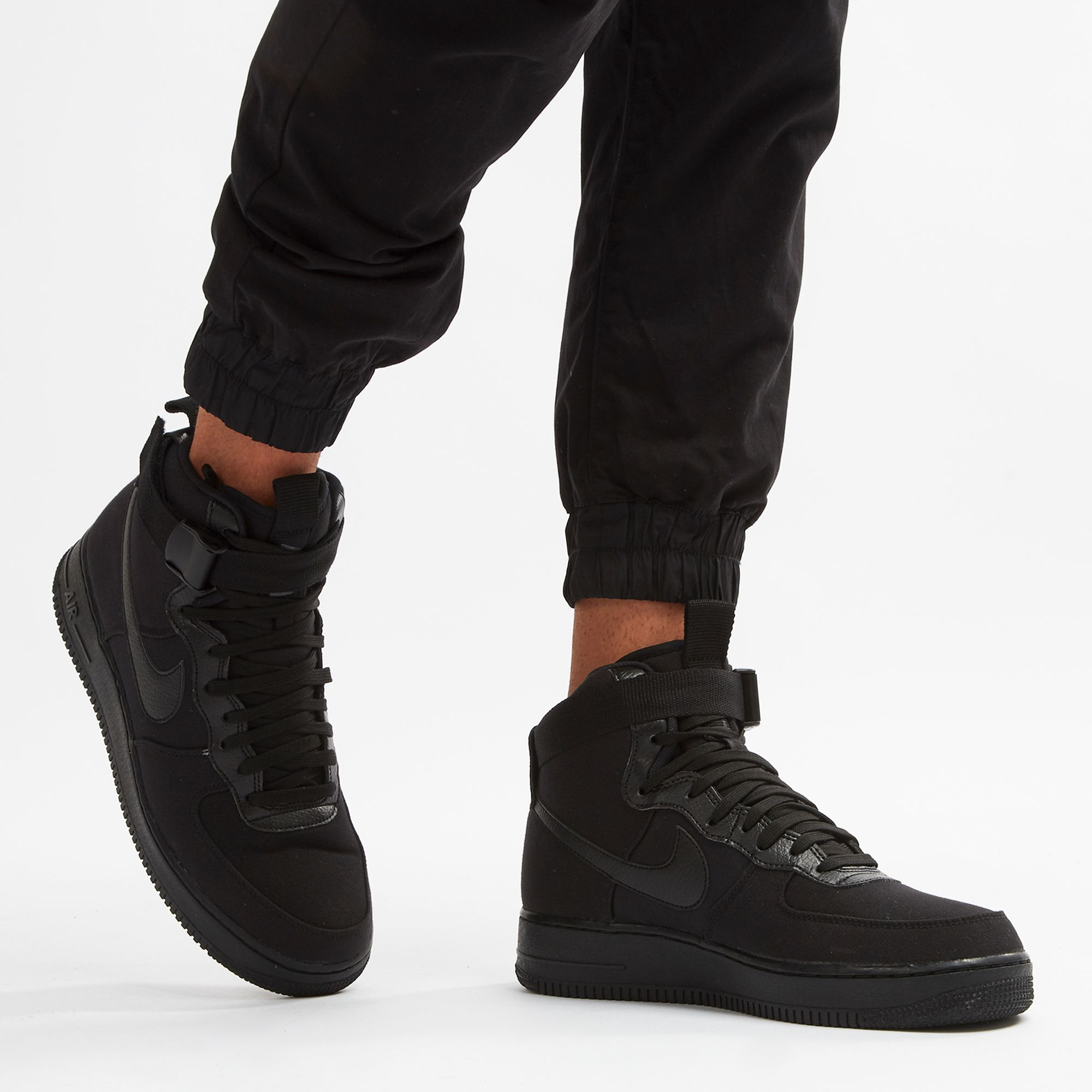 online store 45bc2 e687b Nike Air Force 1 High  07 Canvas Shoe   Sneakers   Shoes   Men s Sale    Sale   SSS
