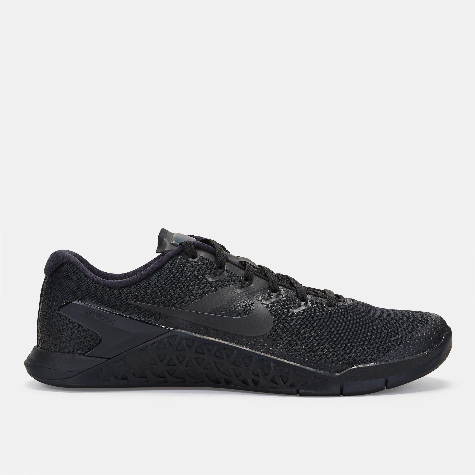 Shop Black Nike Metcon 4 Training Shoe for Mens by Nike - 9  3d85321ff87