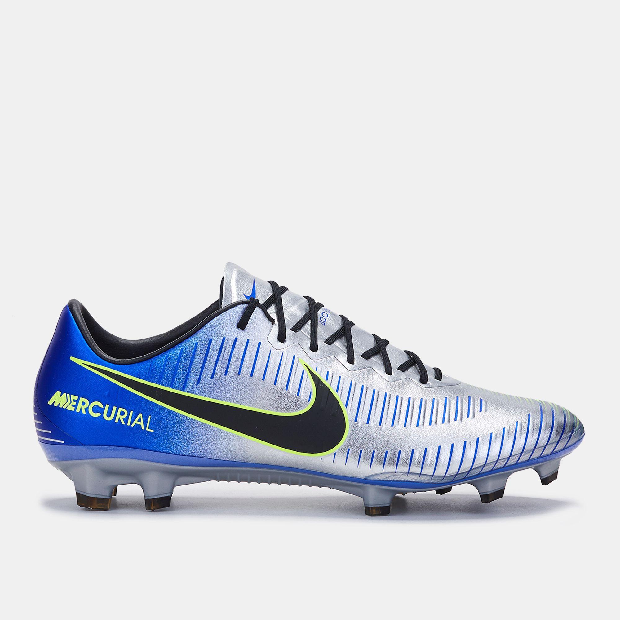 d6892d862a92a حذاء كرة القدم نيمار ميركوريال فيبور 6 لملاعب العشب الطبيعي من نايك ...
